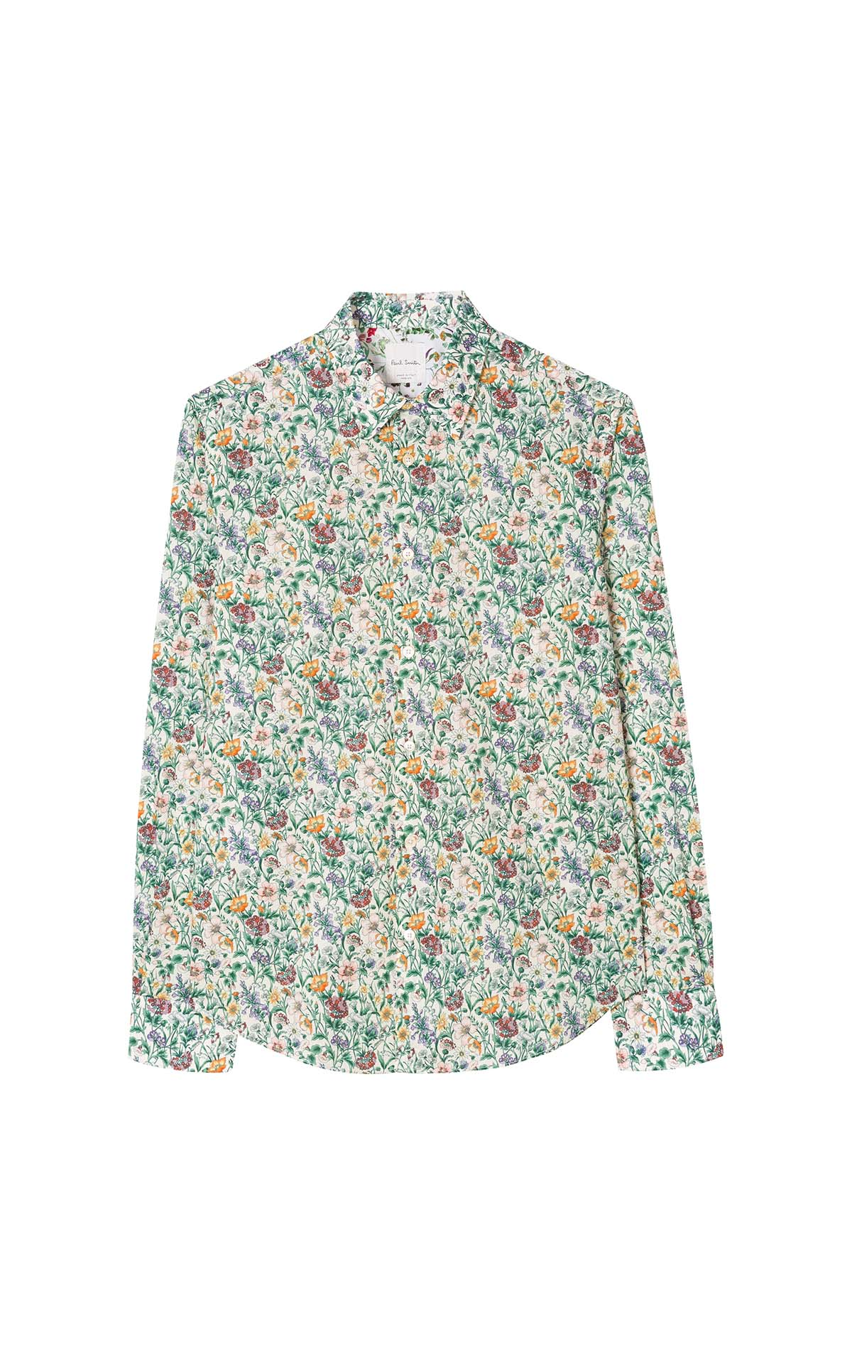 Men's floral shirt at The Bicester Village Shopping Collection