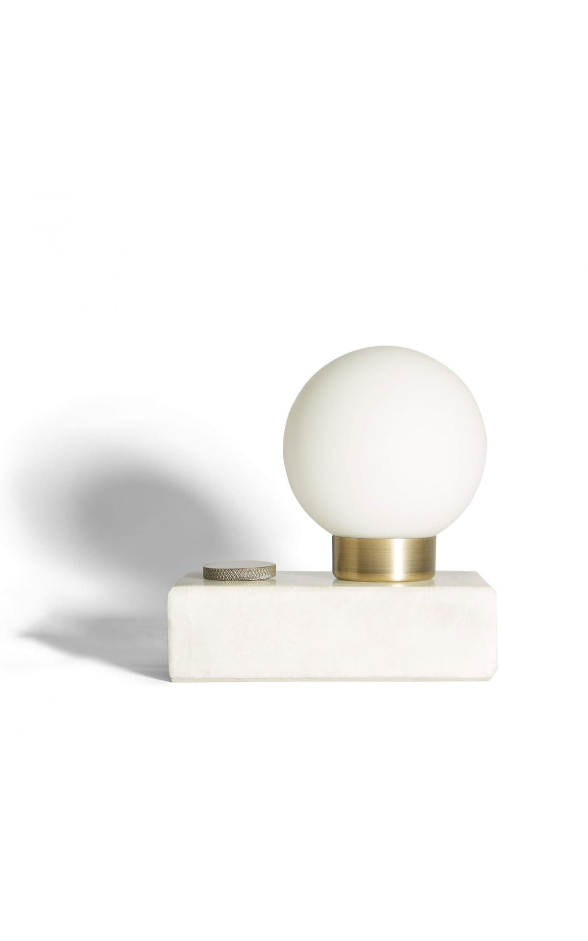 Soho Home Globe table light from Bicester Village