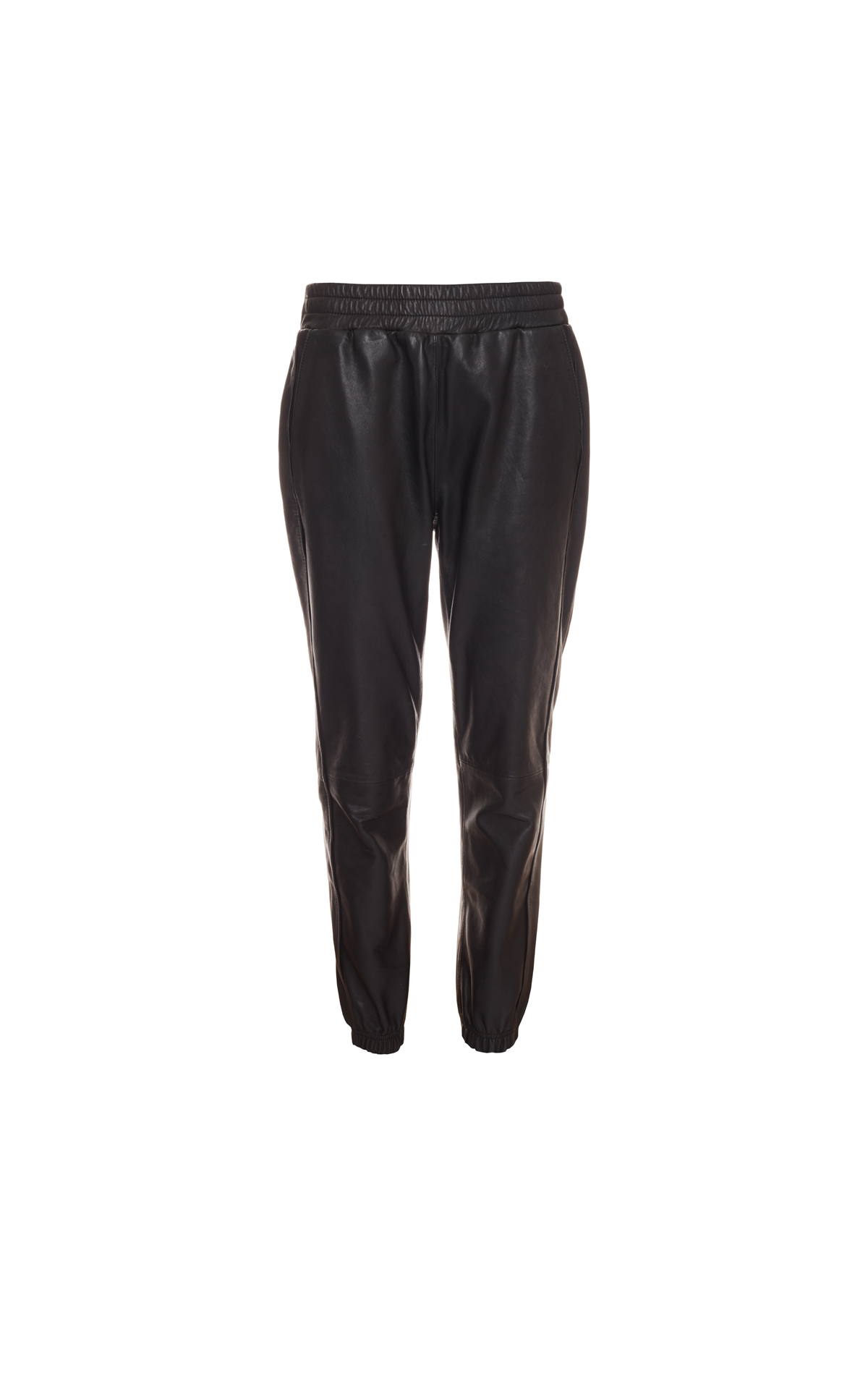 DKNY Leather pants from Bicester Village