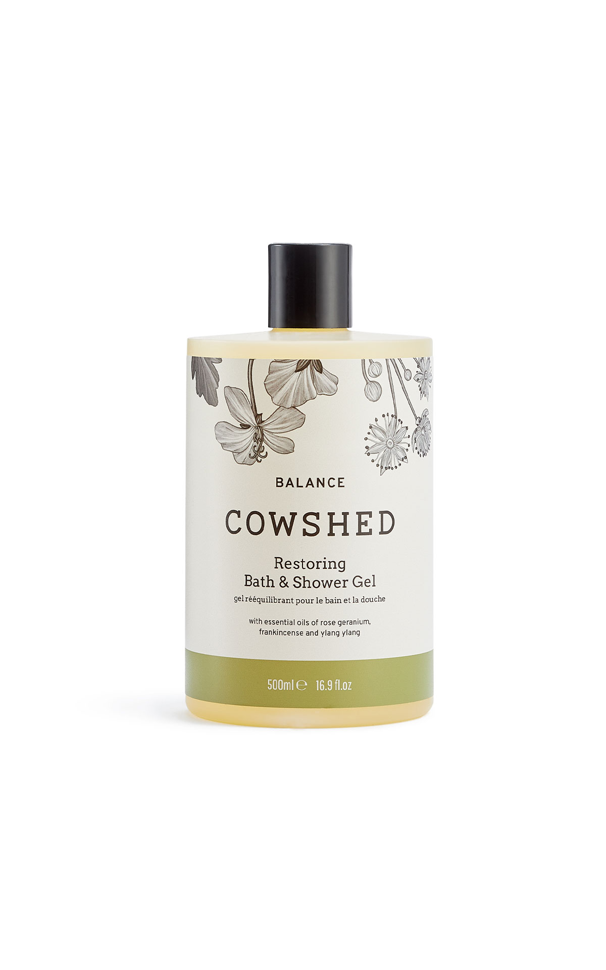 Soho Home Cowshed balance bath & shower gel, 500ml  from Bicester Village