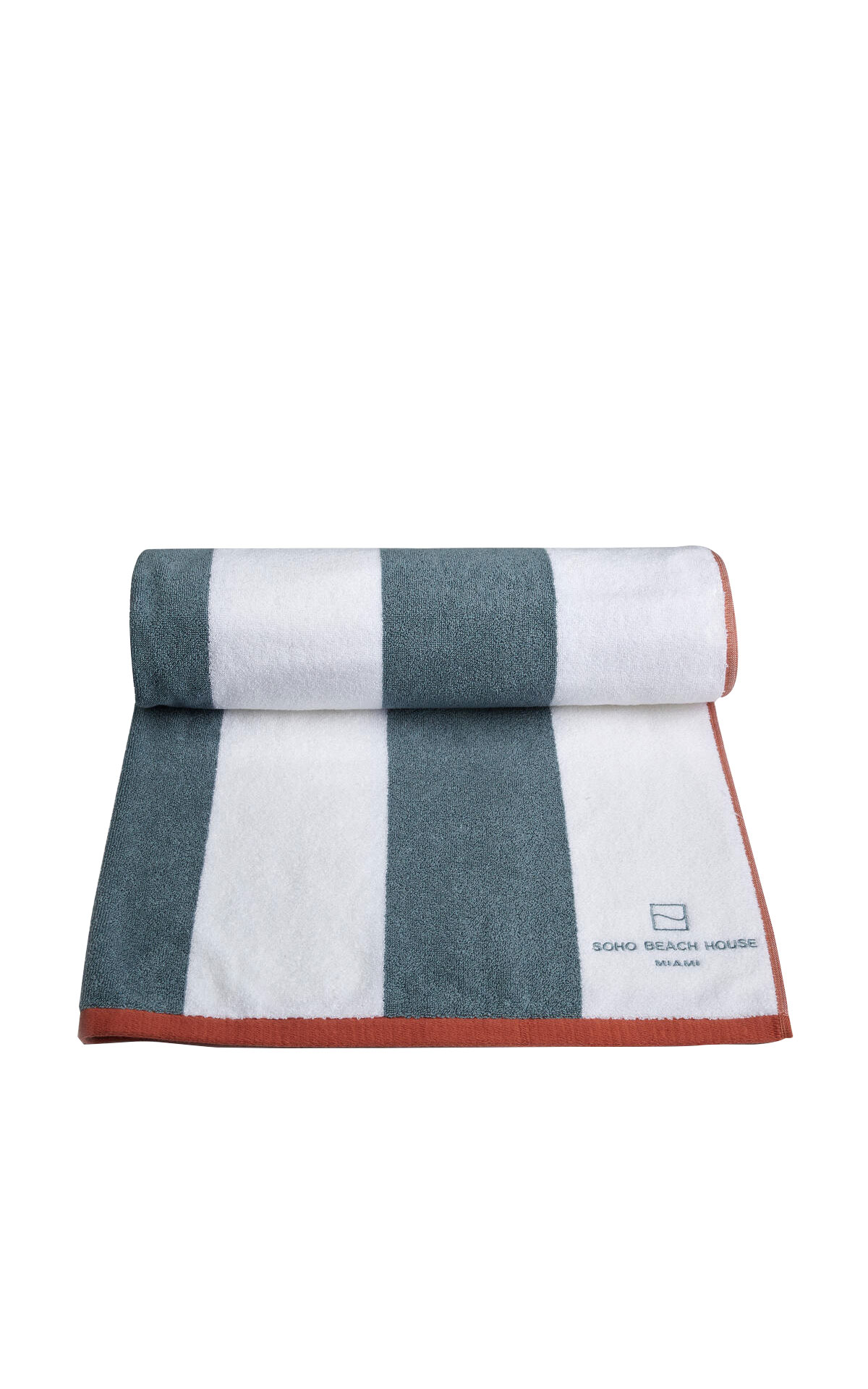 Soho Home House pool towel Miami from Bicester Village
