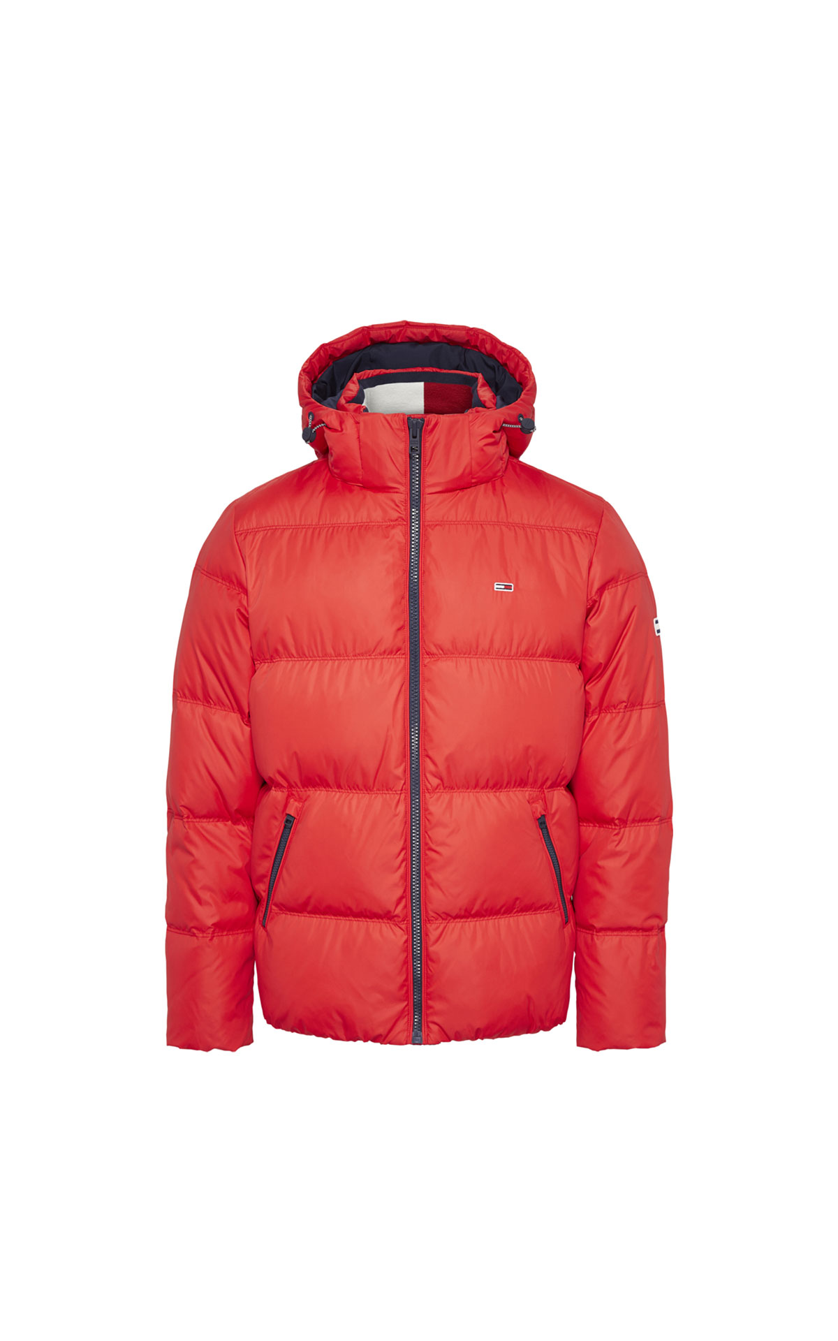Tommy Hilfiger Men's Tommy Jeans Basic Down Jacket at The Bicester Village Shopping Collection