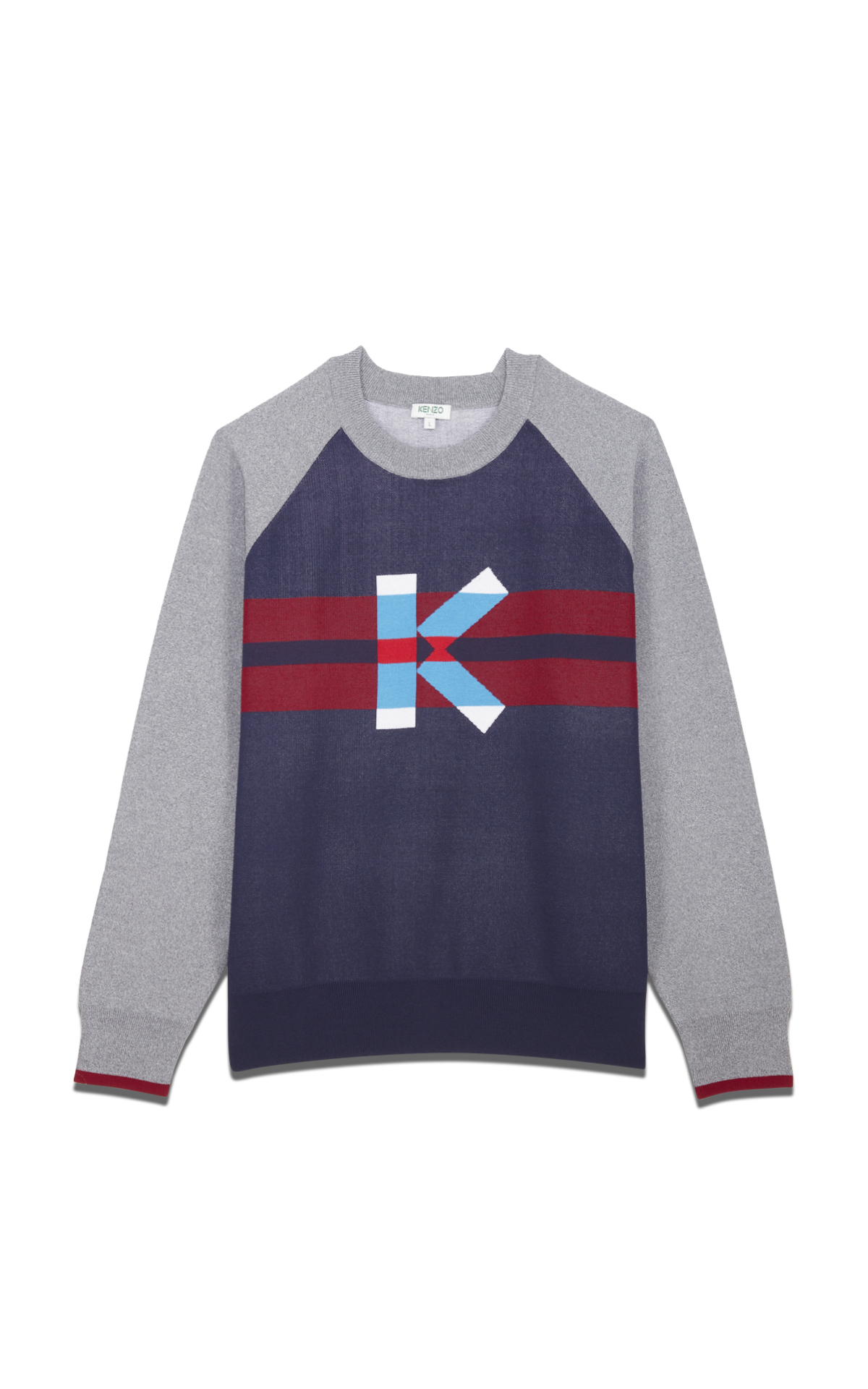 Kenzo Men's blue sweater