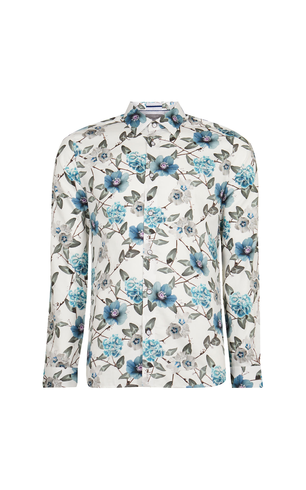 Ted Baker Fann floral shirt from Bicester Village
