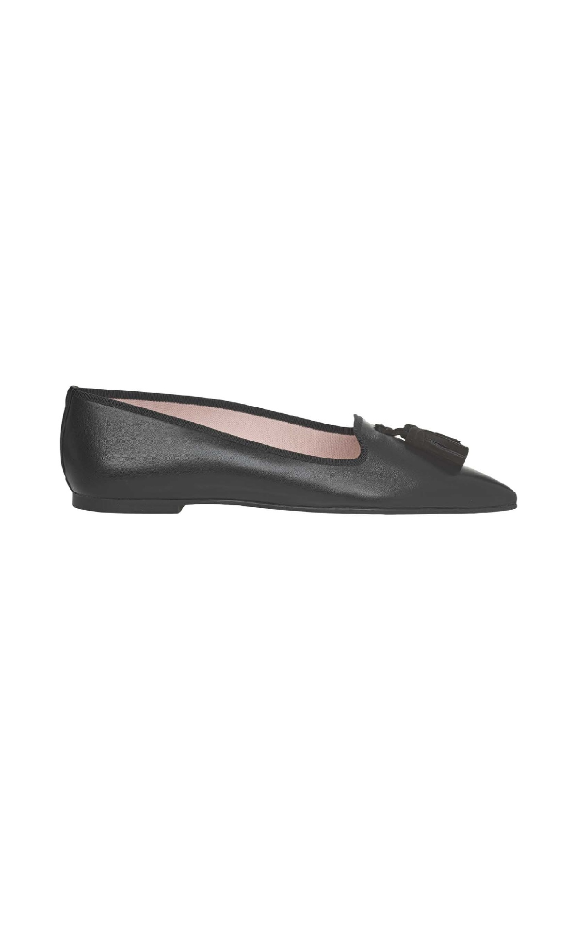 Black Ella slipper Pretty Ballerinas