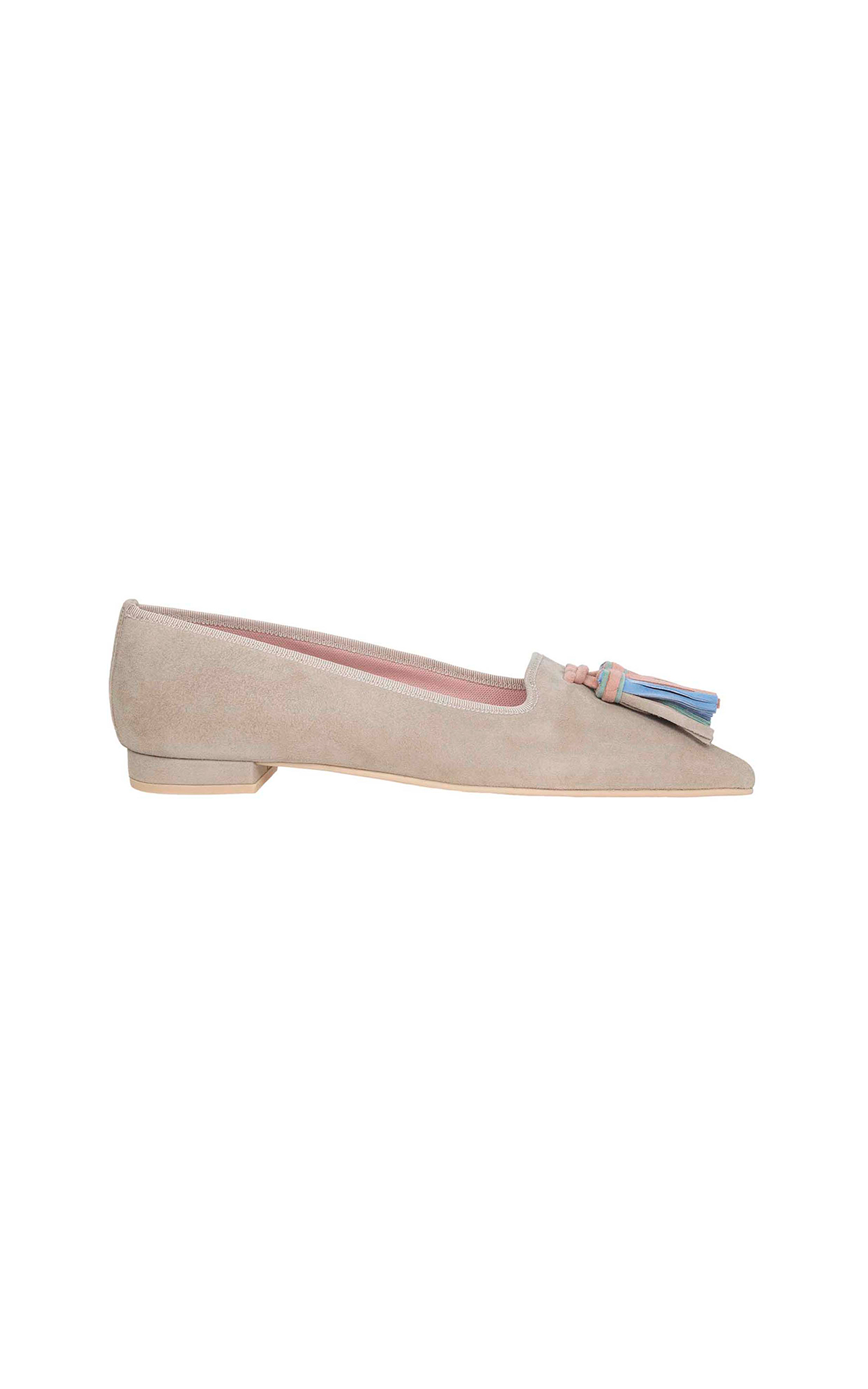 Beige slipper Pretty Ballerinas