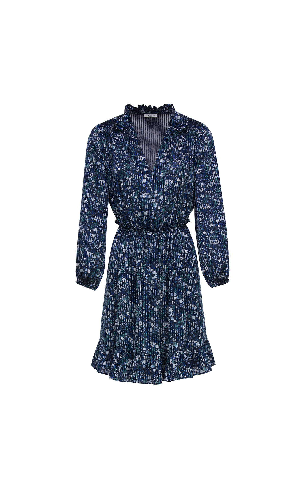 Claudie Pierlot Rosana dress at The Bicester Village Shopping Collection