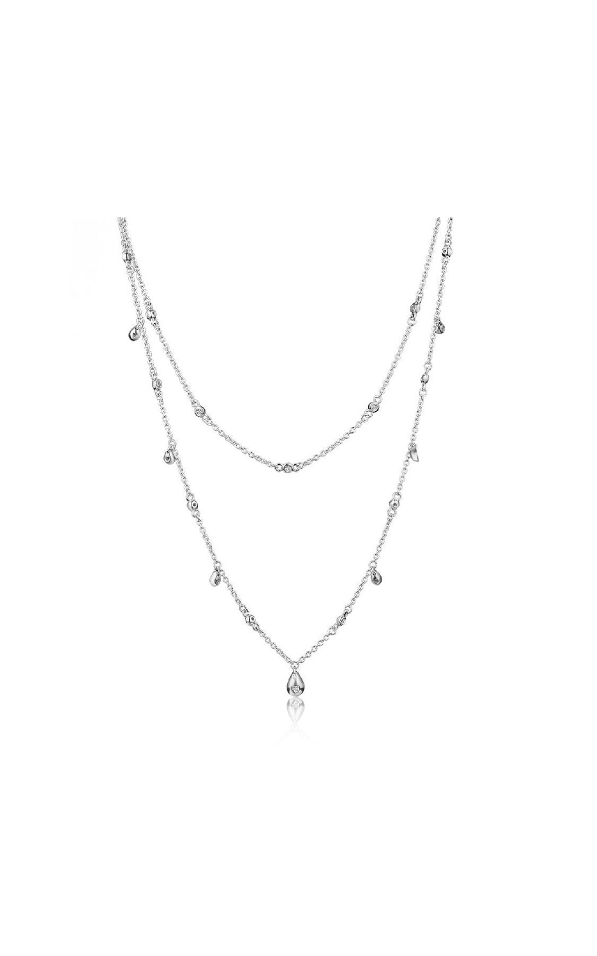 Pandora Chandelier droplets necklace from Bicester Village