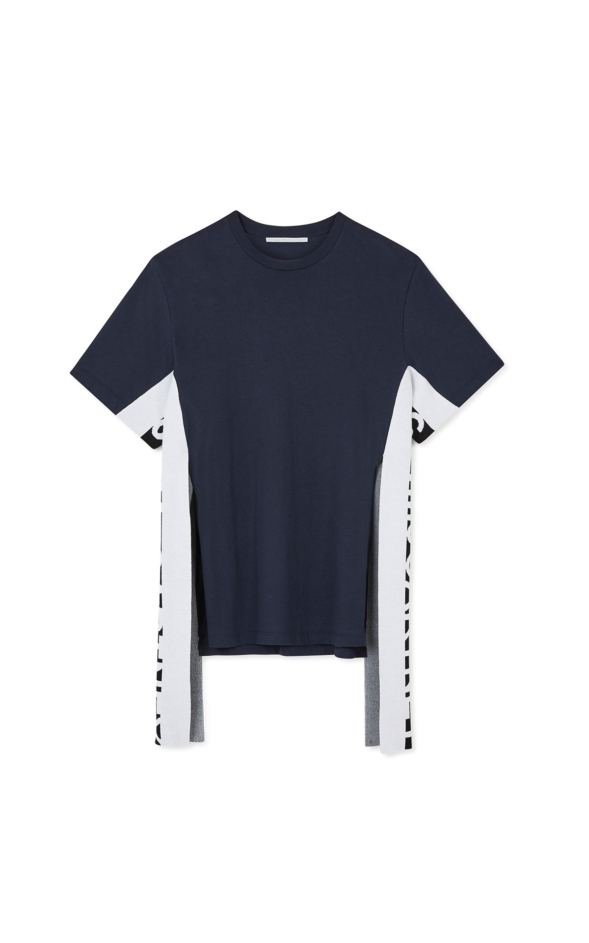 Stella McCartney Logo stripes t-shirt from Bicester Village