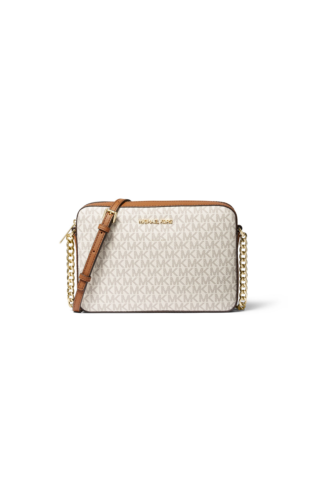 Michael Kors jet set logo crossbody at The Bicester Village Shopping Collection