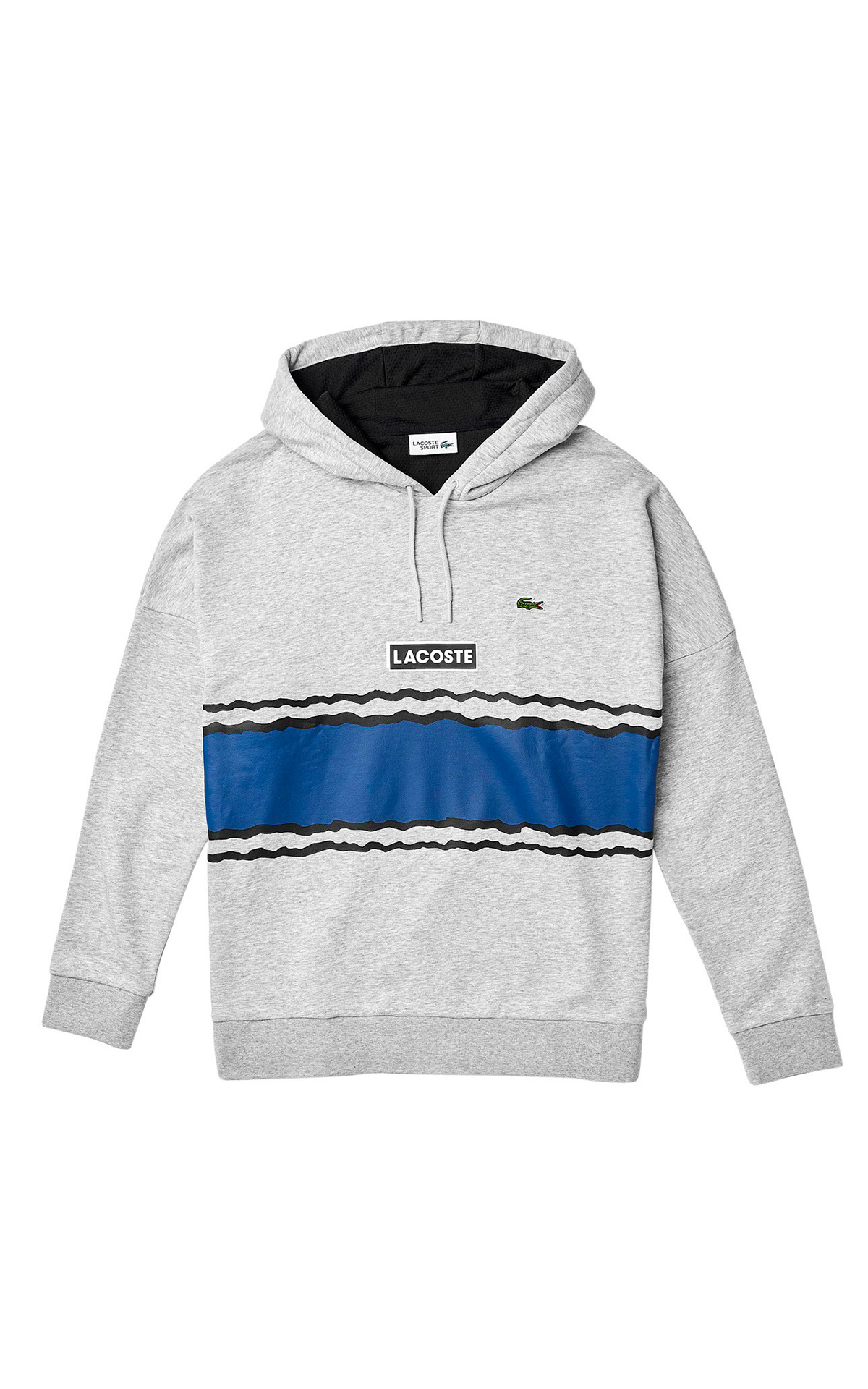 Grey sweatshirt Lacoste