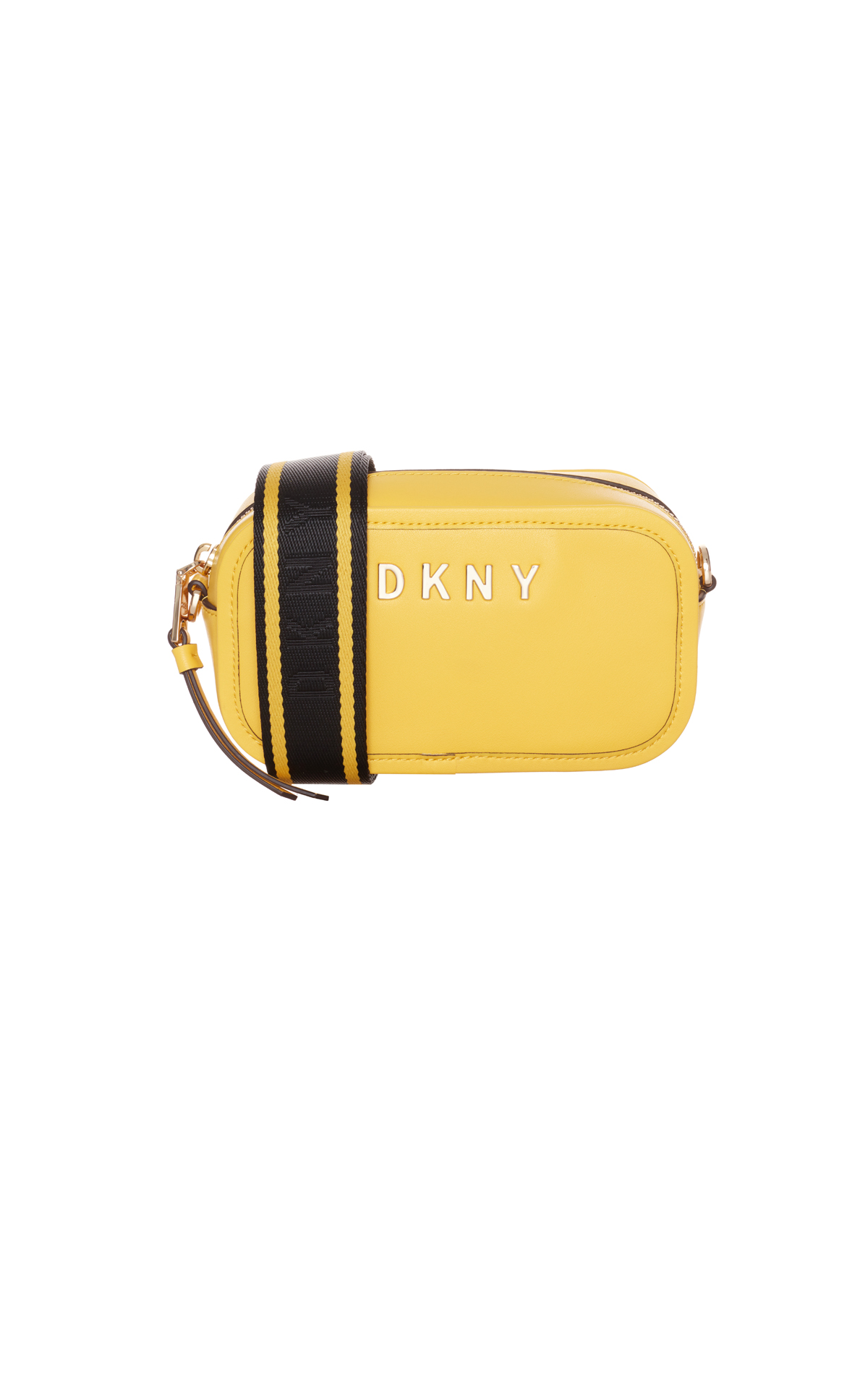 DKNY Yellow bum bag from Bicester Village