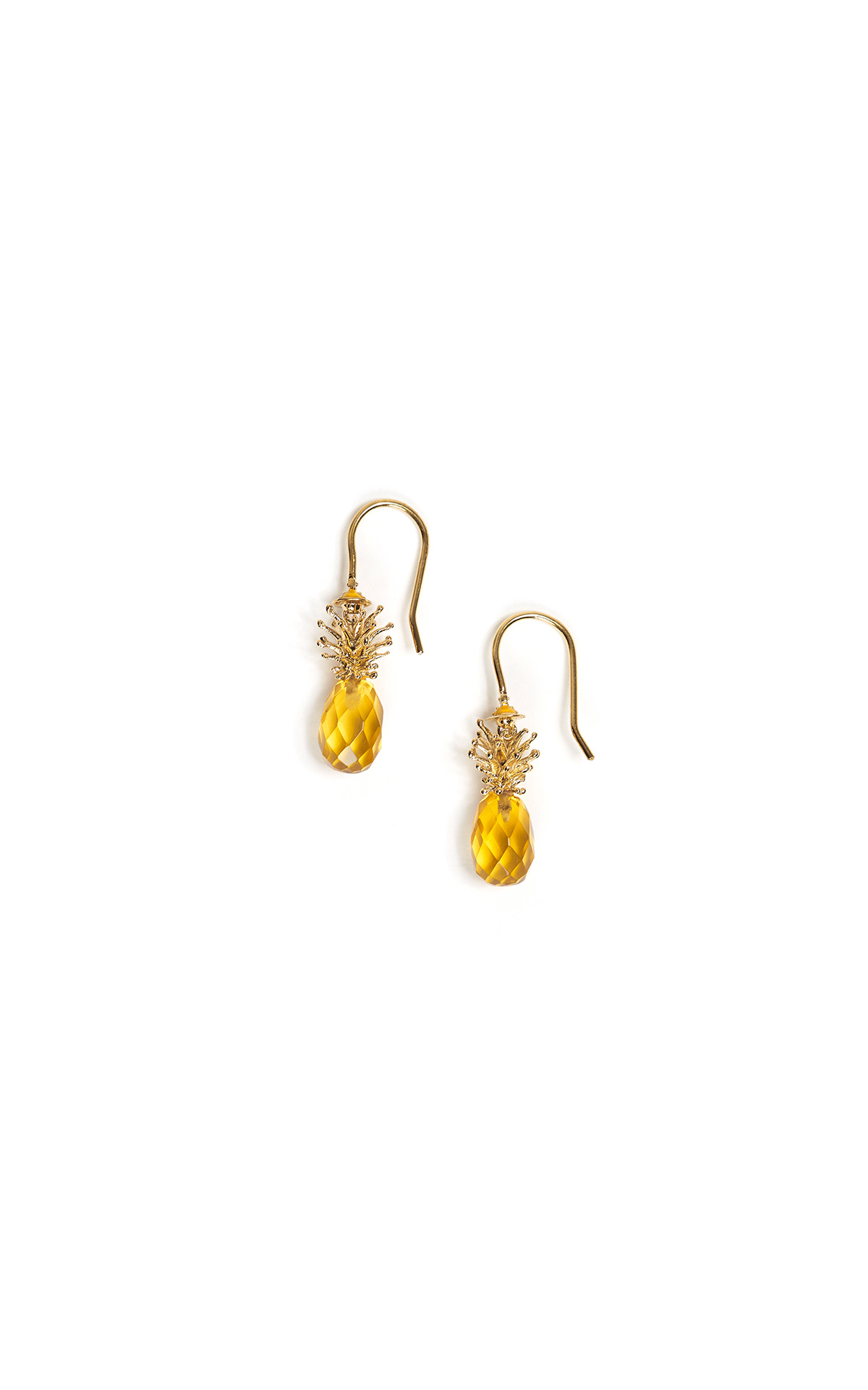 Vivienne Westwood Pineapple earrings from Bicester Village