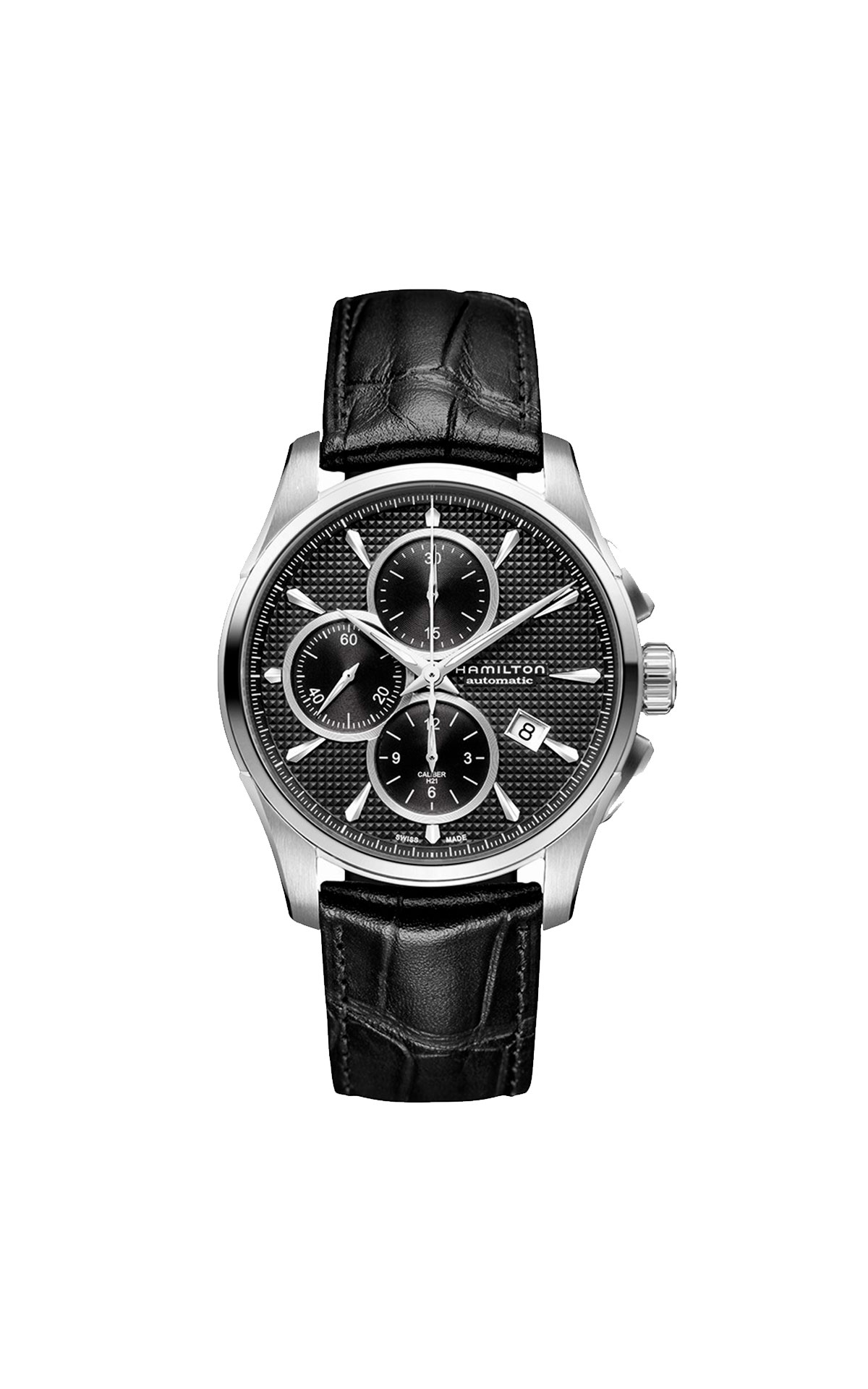 Hamilton Jazzmaster watch Hour Passion