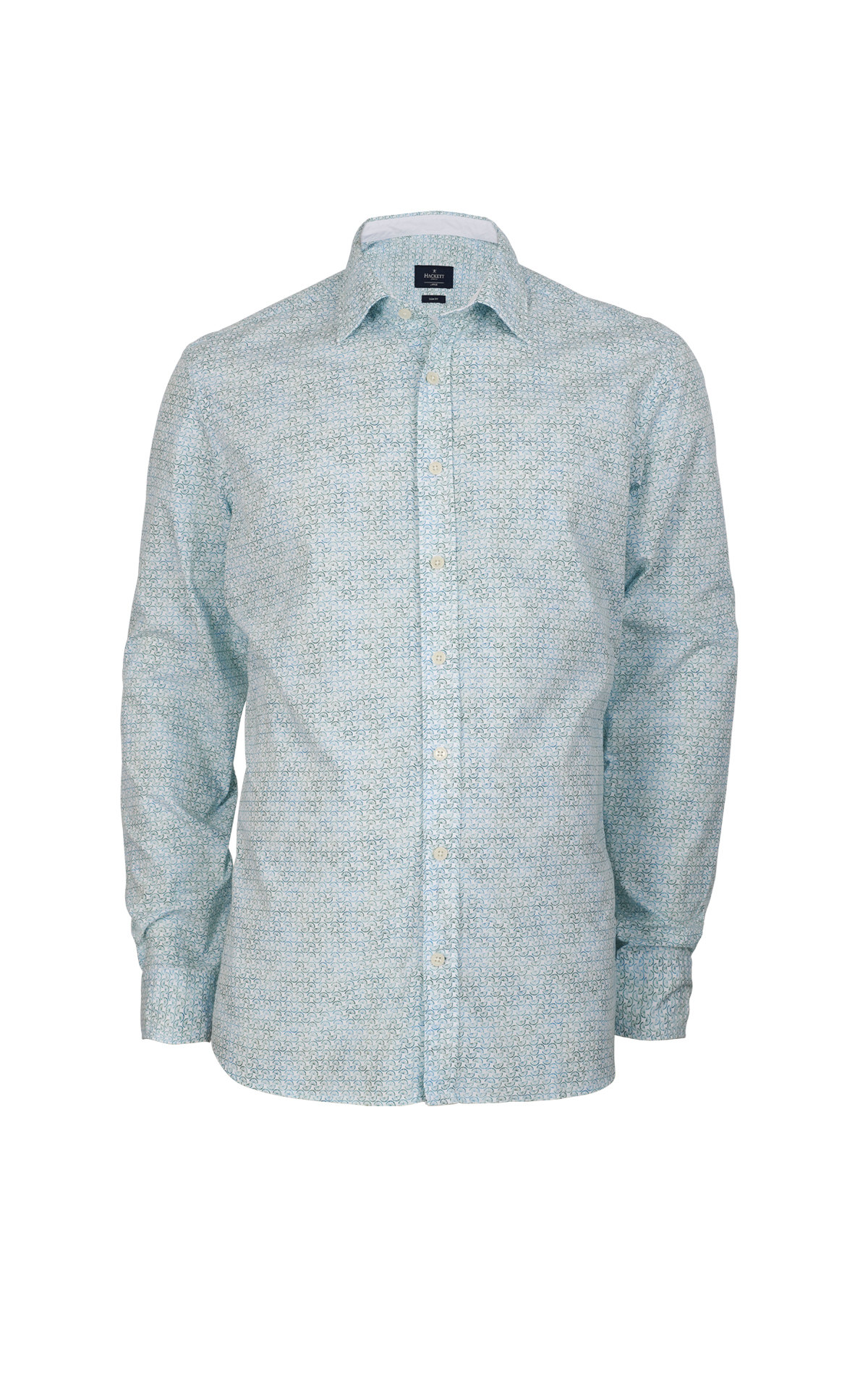 Citrus print shirt  Hackett London