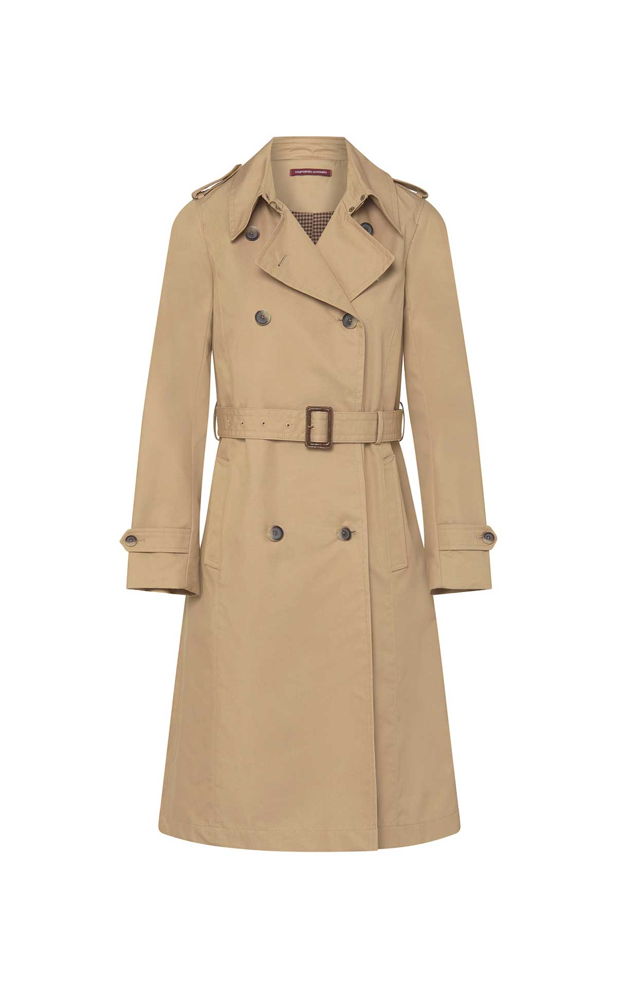 Trench beige mujer Comptoir des Cotonniers
