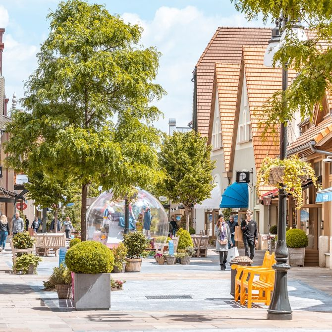 New boutiques at Maasmechelen Village