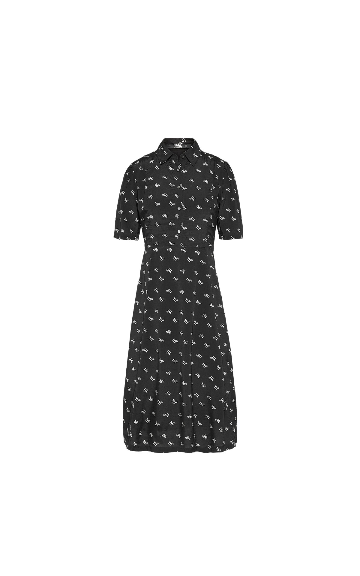 Karl Lagerfeld Kocktail Dress at The Bicester Village Shopping Collection