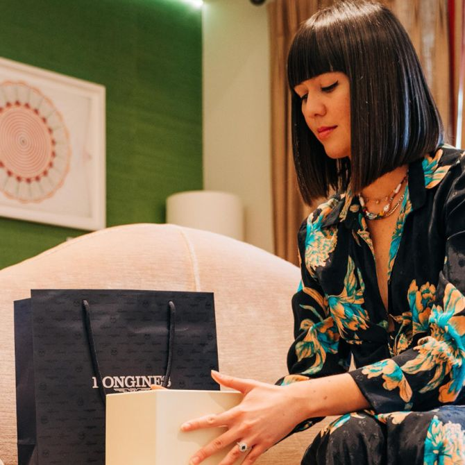Virtual shopping at Kildare Village