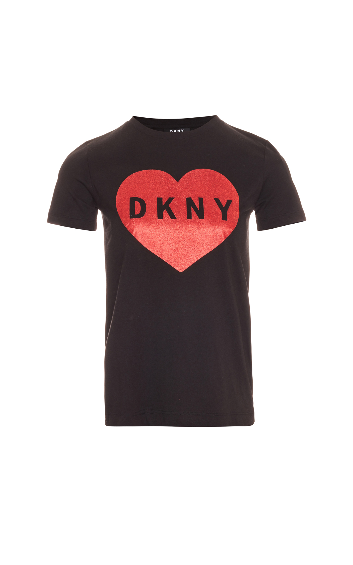 DKNY Heart tee from Bicester Village
