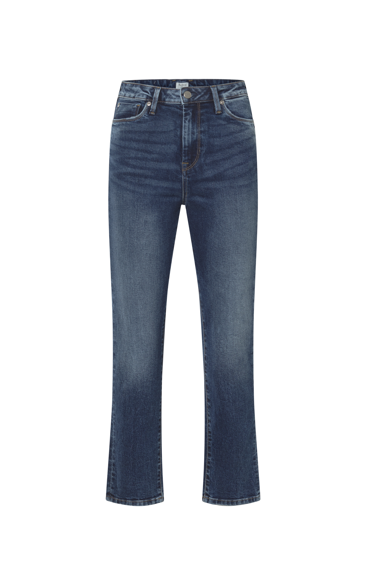 Straight denim jeans woman Pepe Jeans