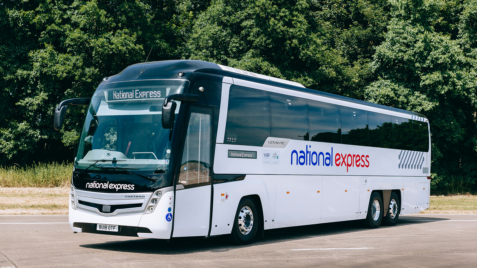 Bicester Village National Express Main