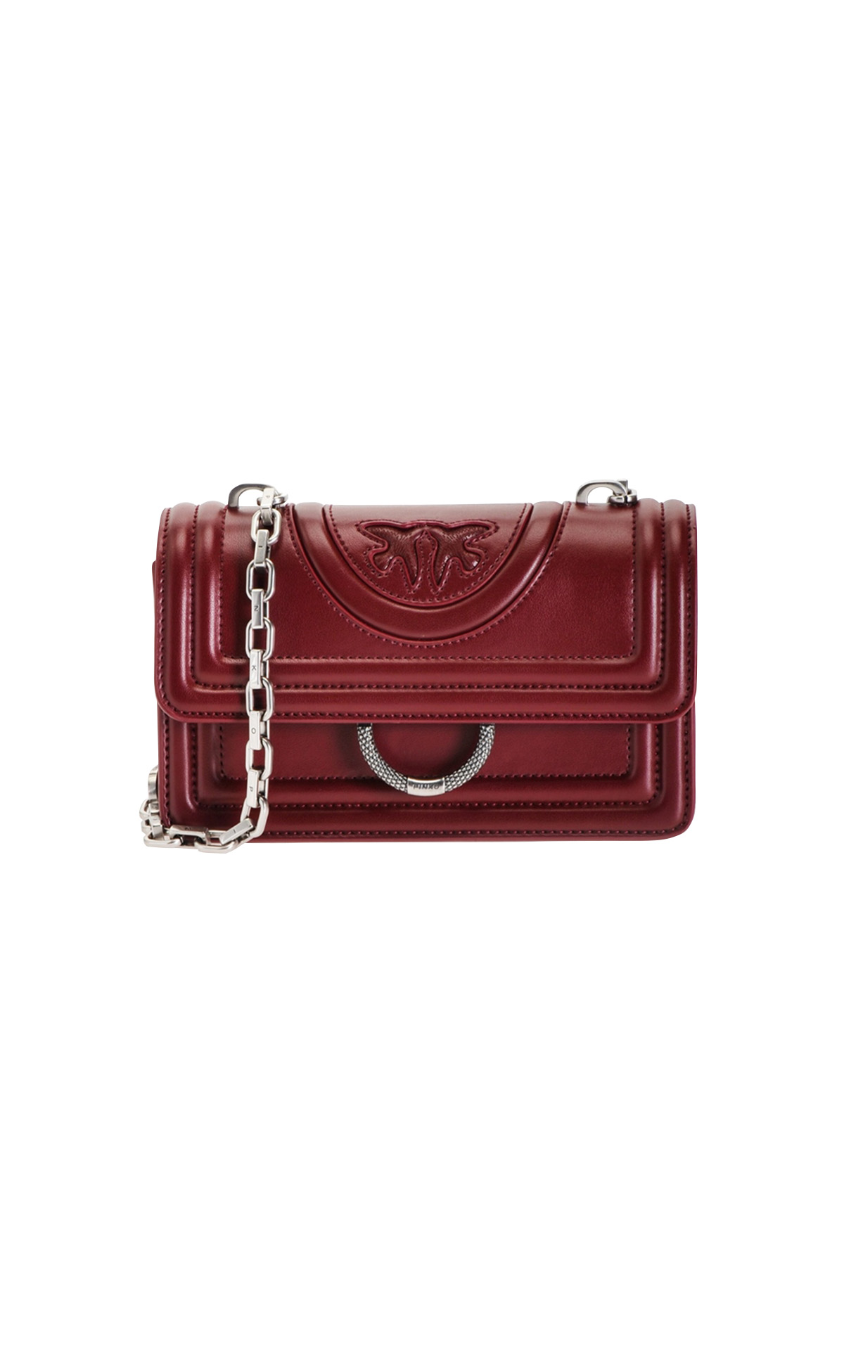 Red  bag Pinko