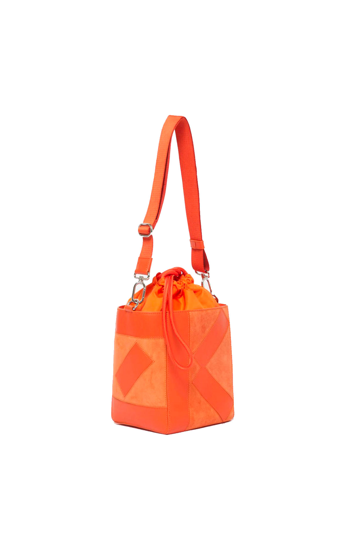 Orange bucket bag Kenzo