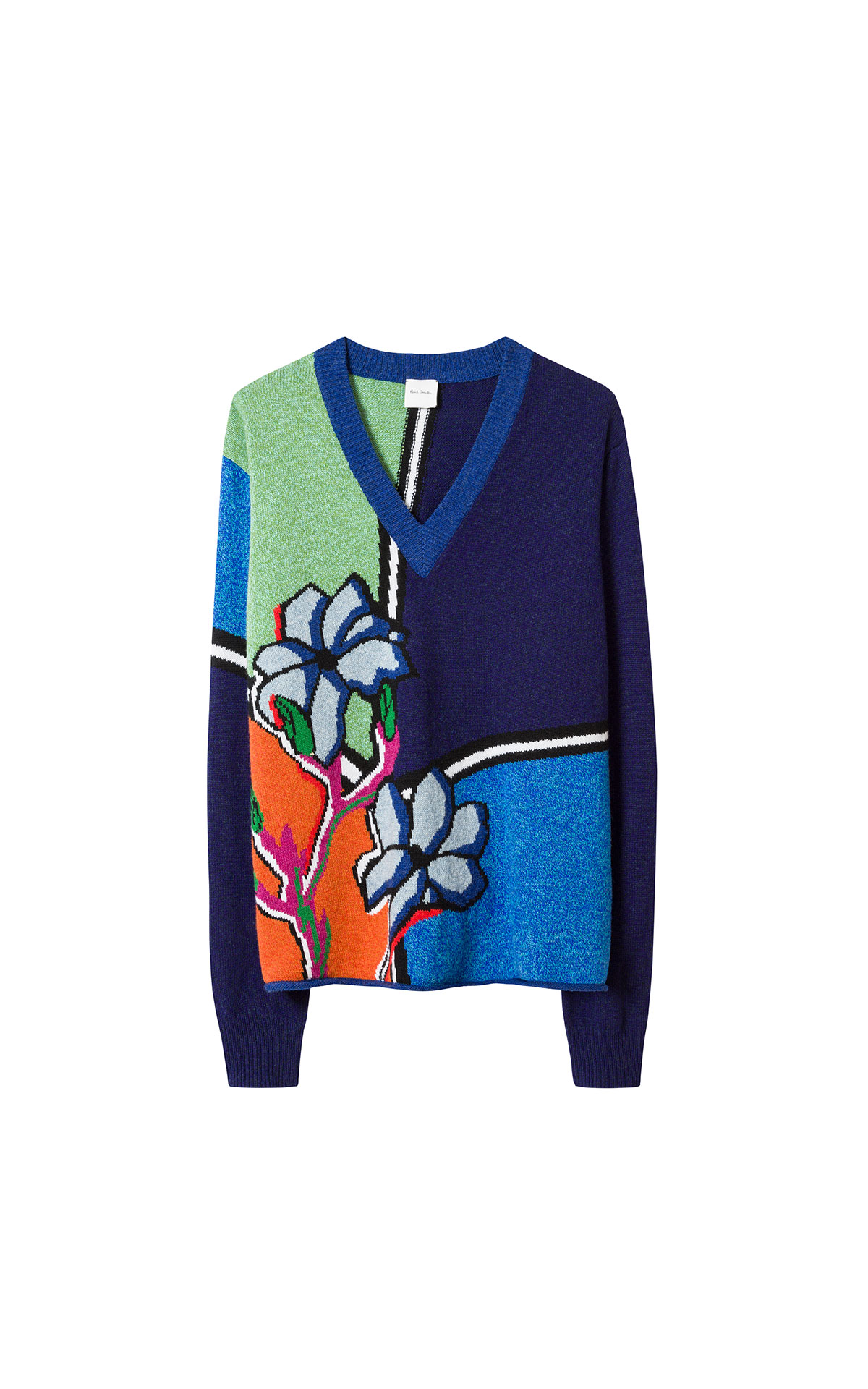 Paul Smith Women's artist studio jumper at The Bicester Village Shopping Collection