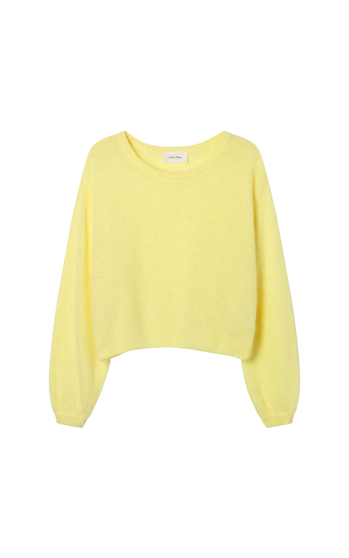 Yellow sweater American Vintage