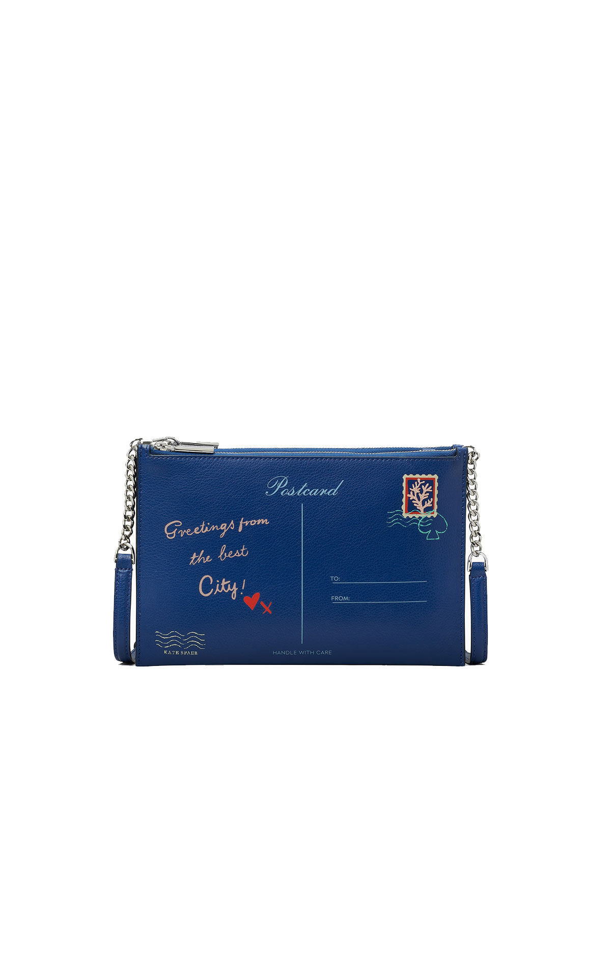 kate spade new york Off the grid postcard crossbody from Bicester Village