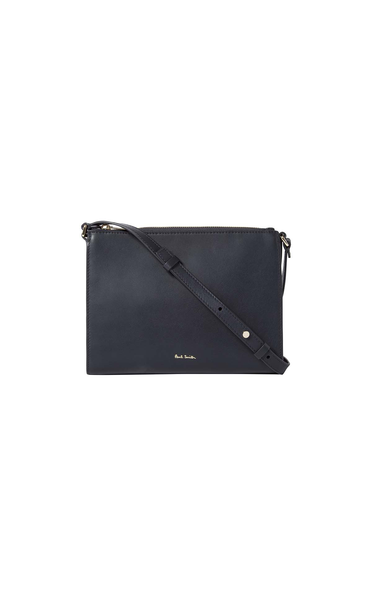 Paul Smith Women's Navy Cross Body Bag at The Bicester Village Shopping Collection