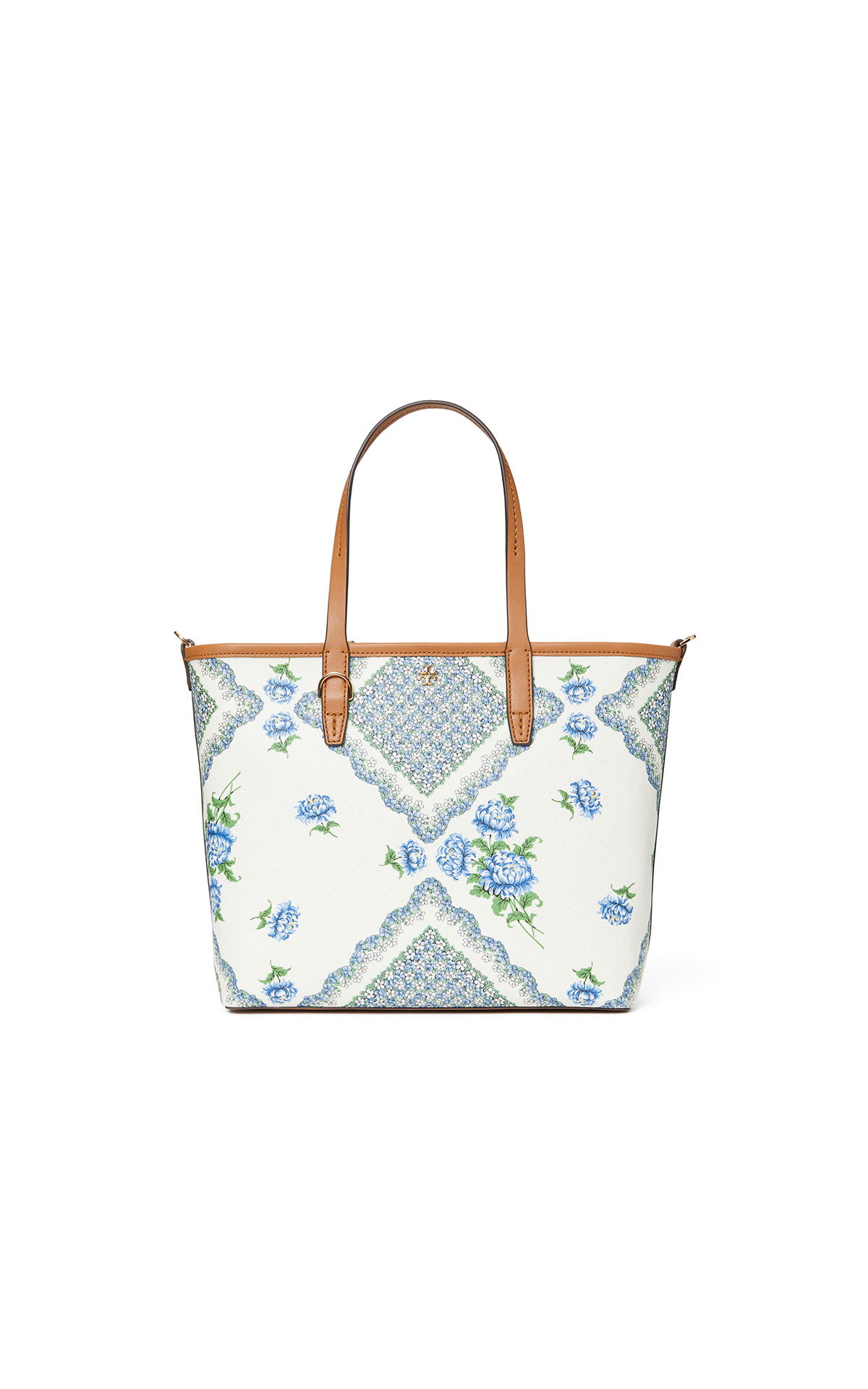 Tory Burch kerrington small zip tote at the Bicester Village Shopping Collection