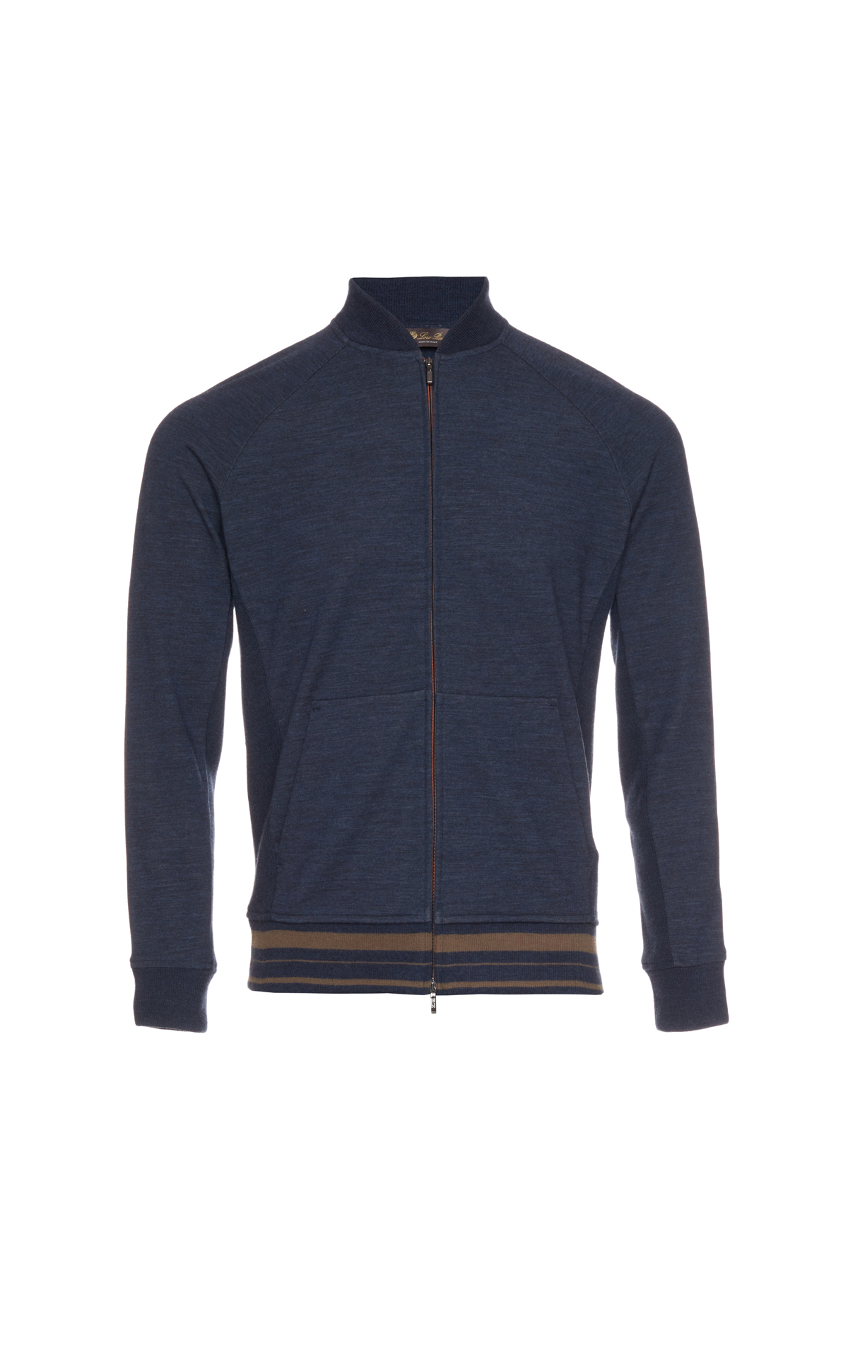Loro Piana Mens bomber canton jerset wish from Bicester Village