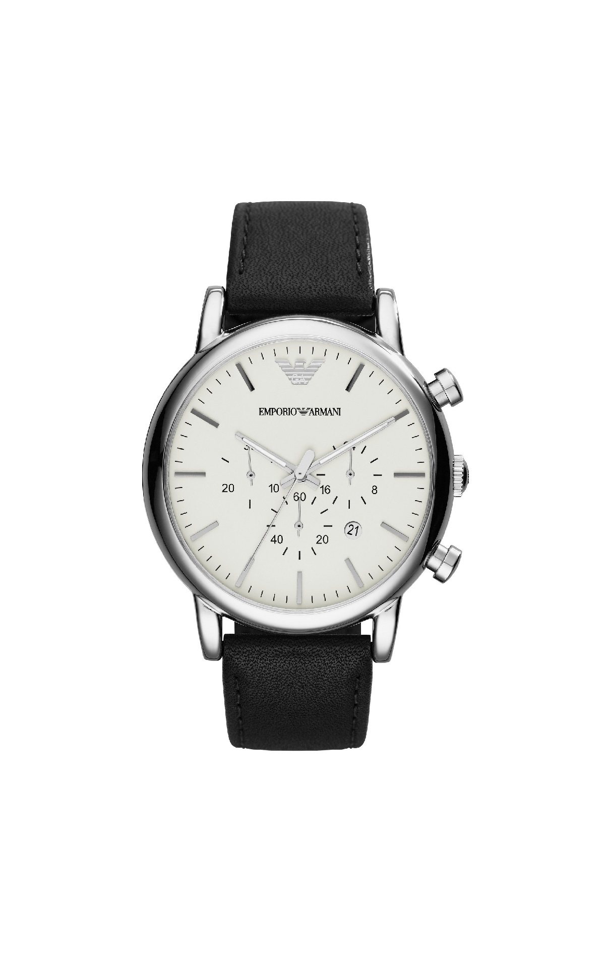 Black watch Armani