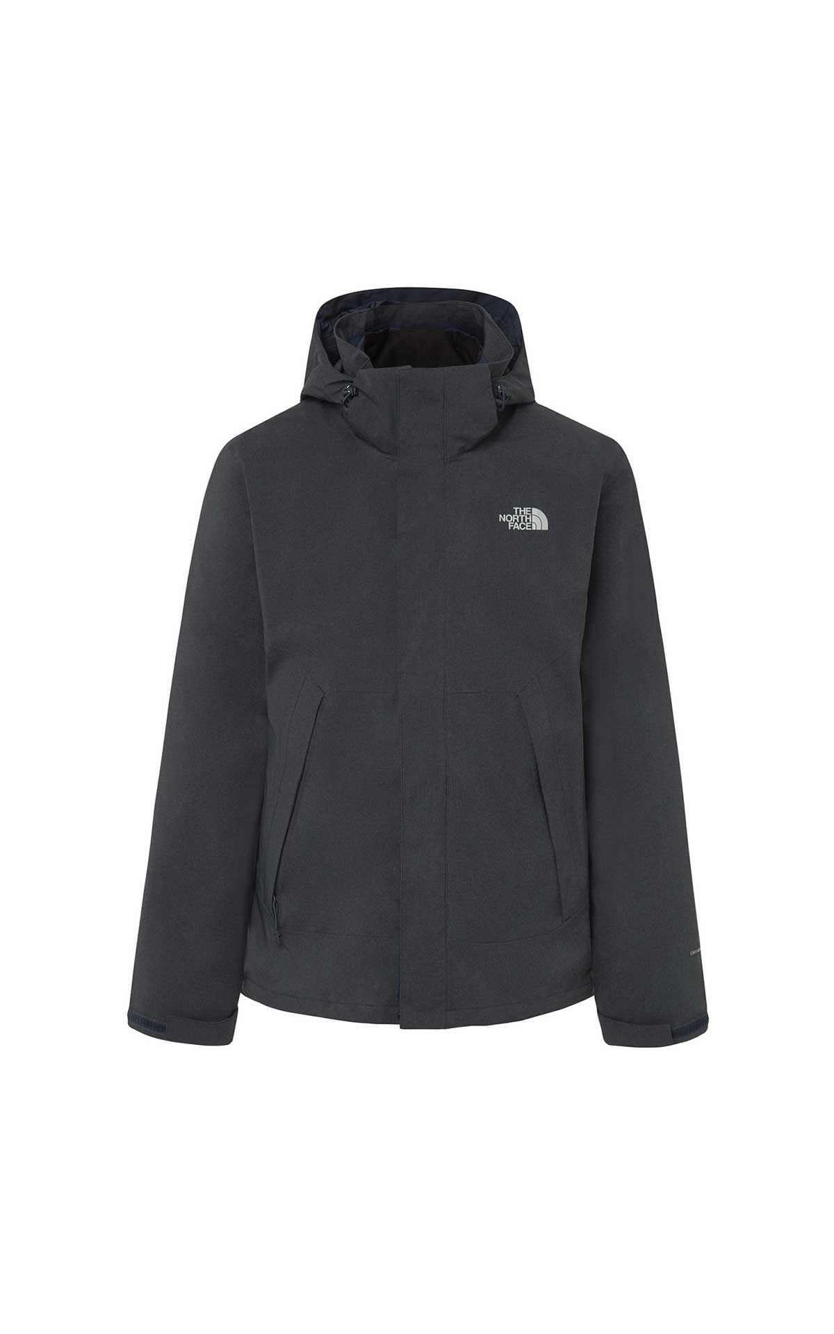 Chaqueta gris esquí hombre The North Face