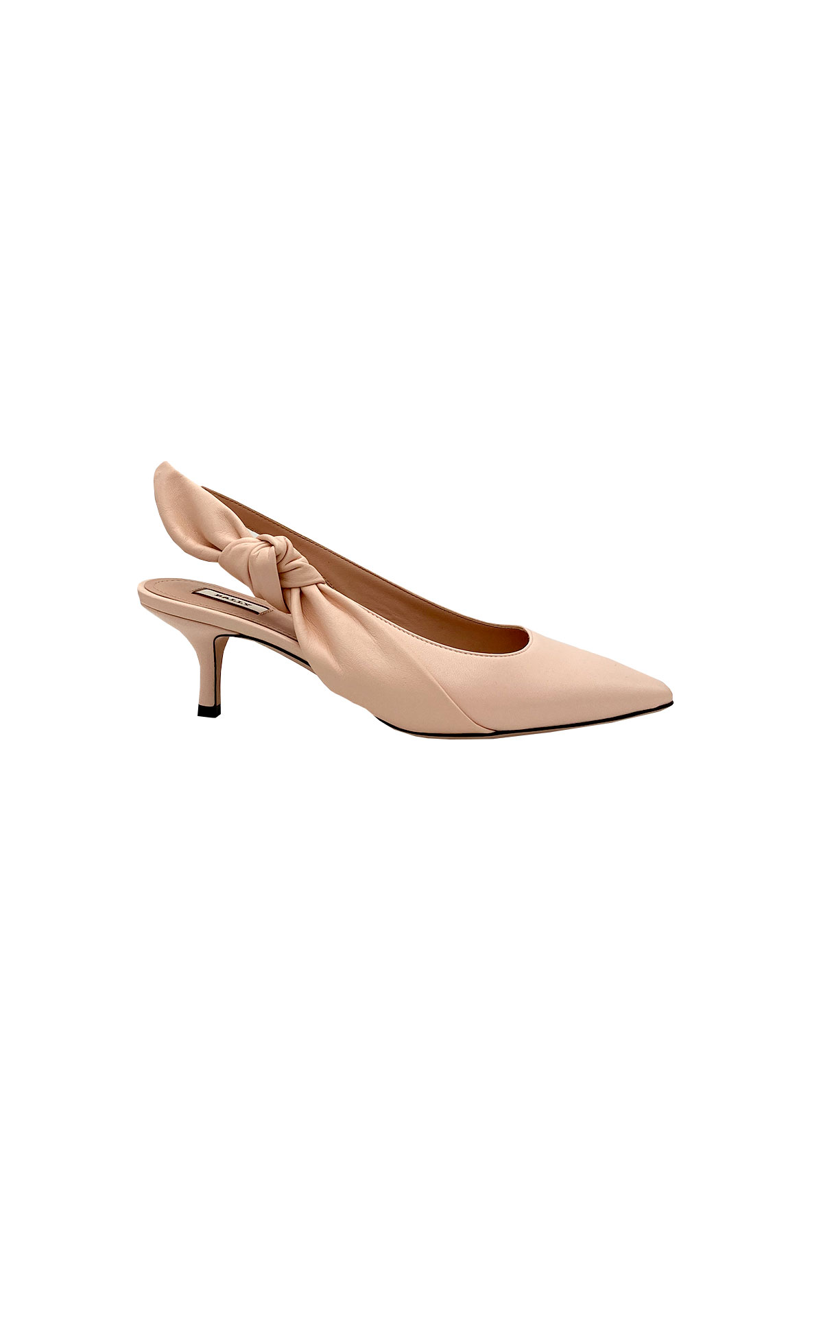 Nude heeled shoe Bally