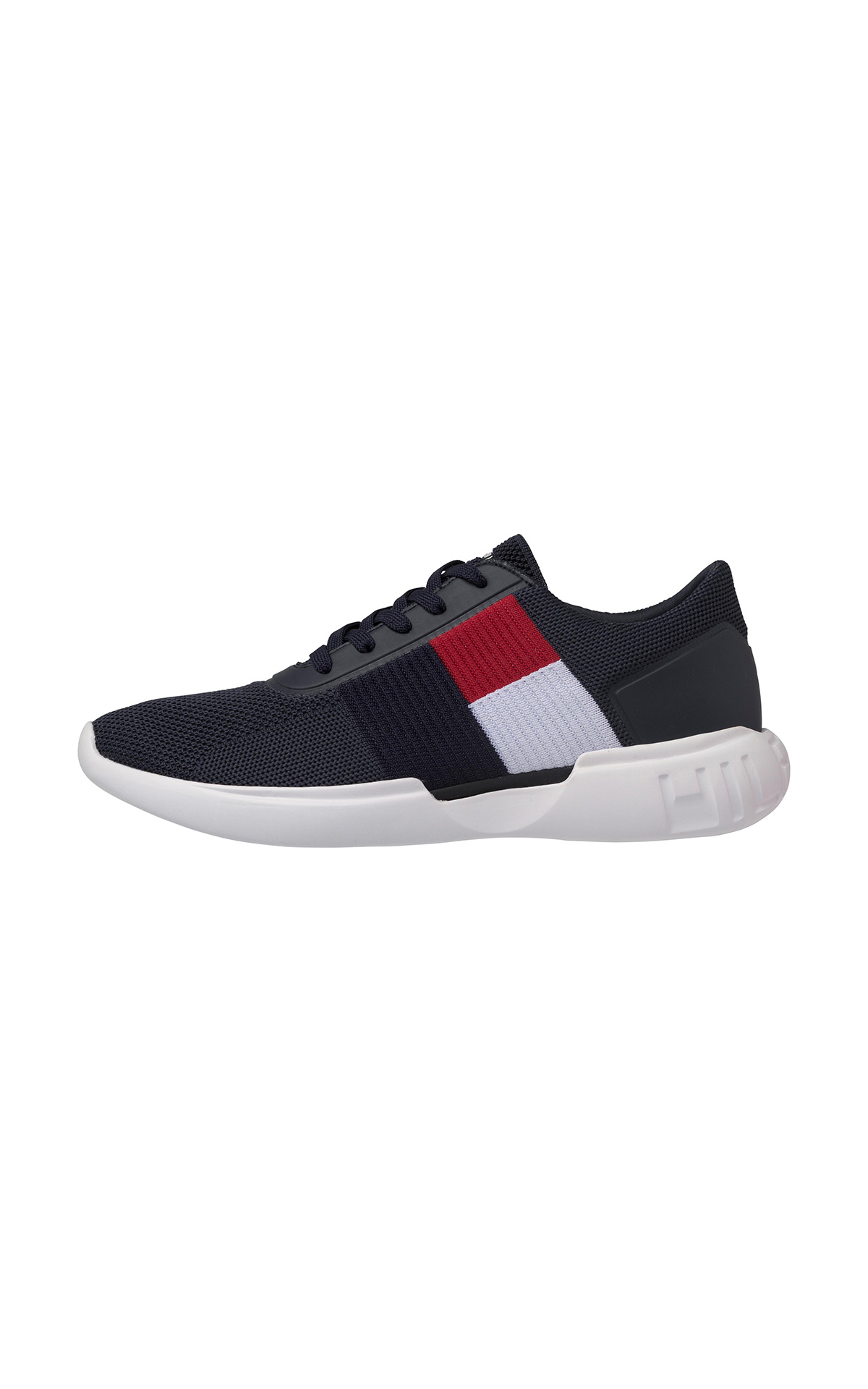 Tommy Hilfiger mens sneakers at The Bicester Village Shopping Collection