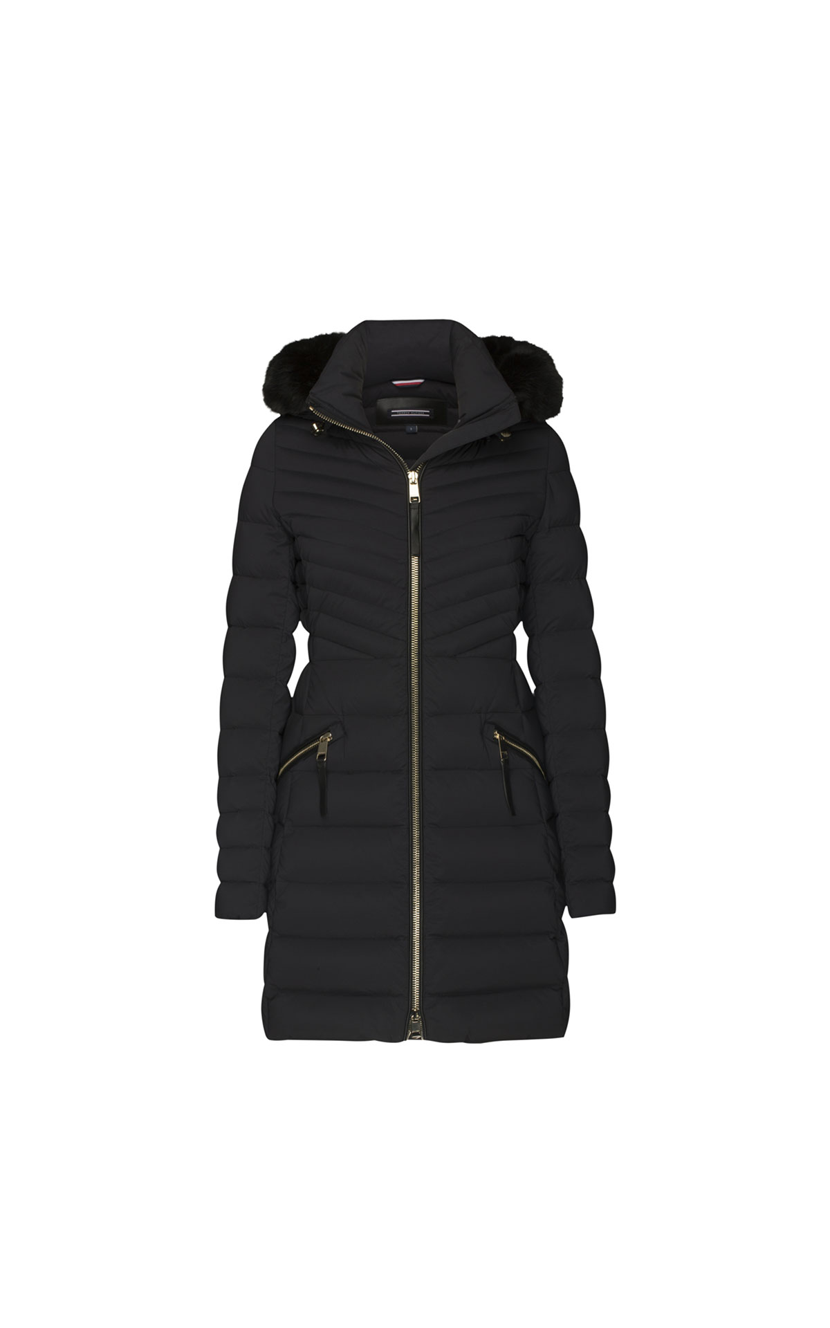 Tommy Hilfiger Women's New Nikki Coat at The Bicester Village Shopping Collection