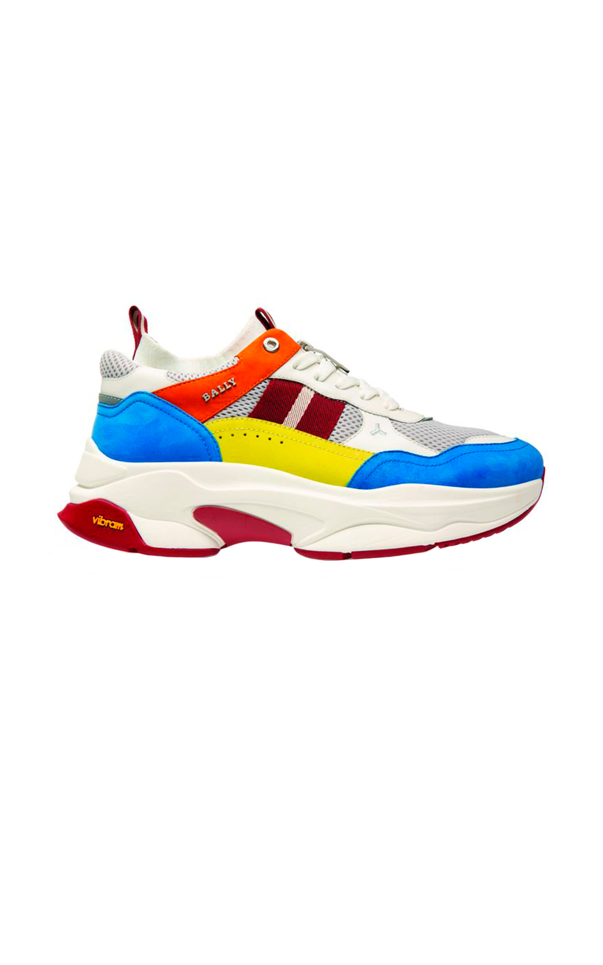 Colorful sneakers Bally
