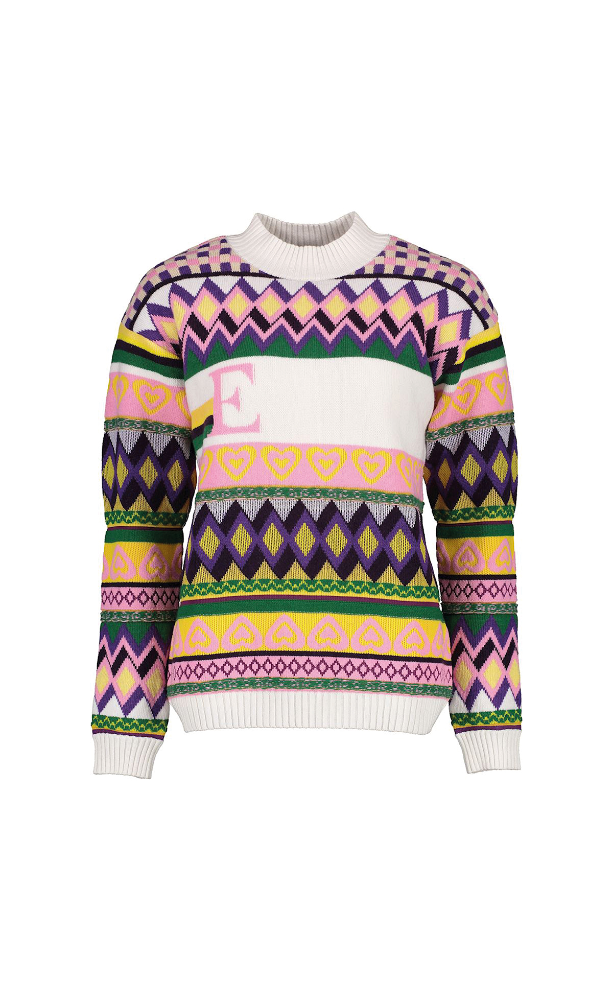 Printed sweater Escada