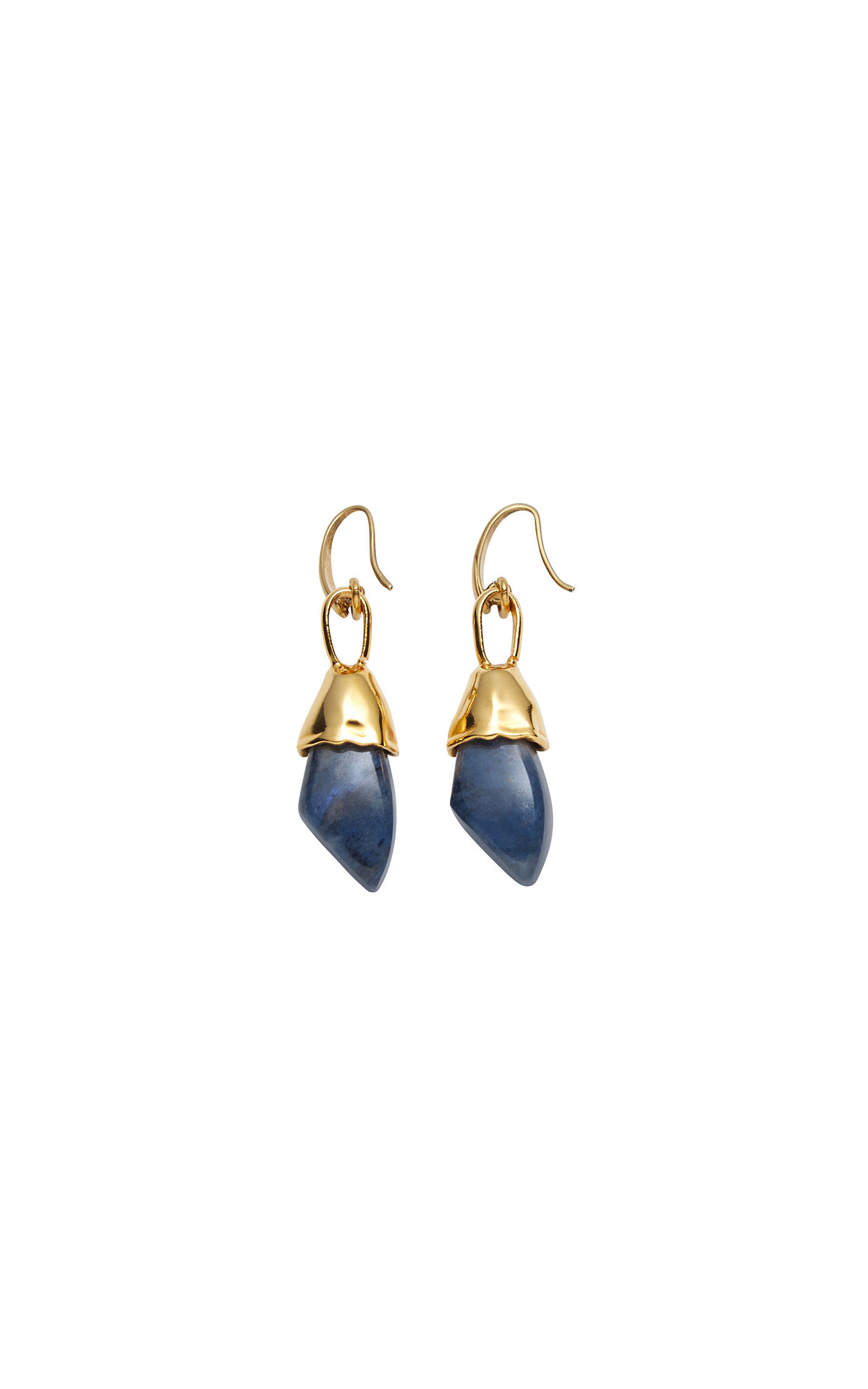 Marni Metal and stone earrings from Bicester Village