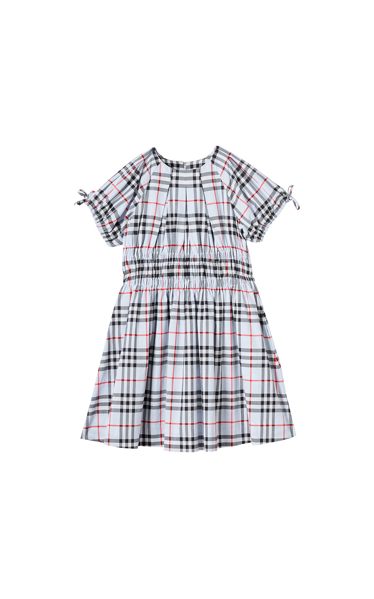 Burberry Check dress from Bicester Village