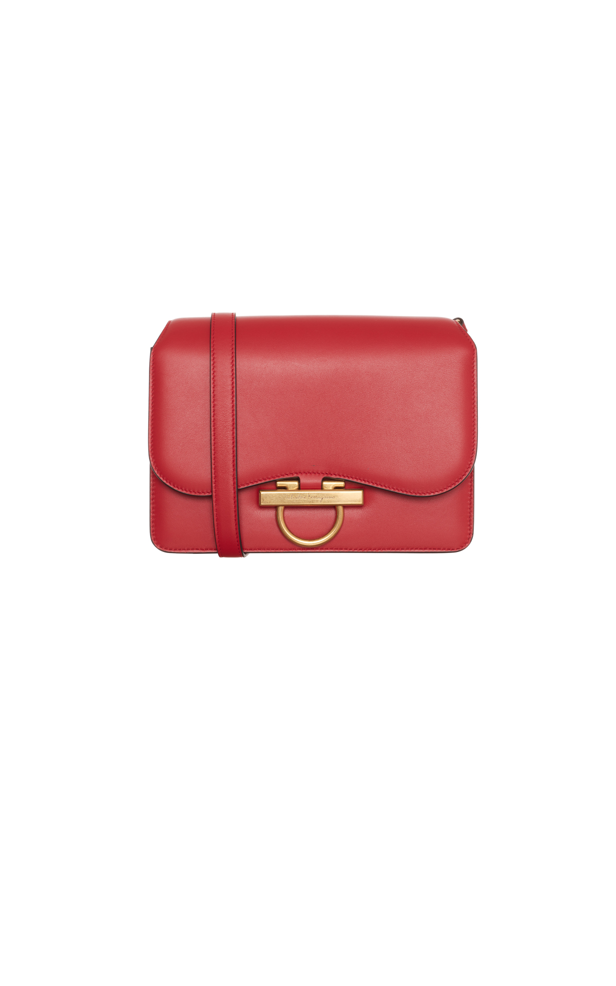 Salvatore Ferragamo Joanne flap bag from Bicester Village