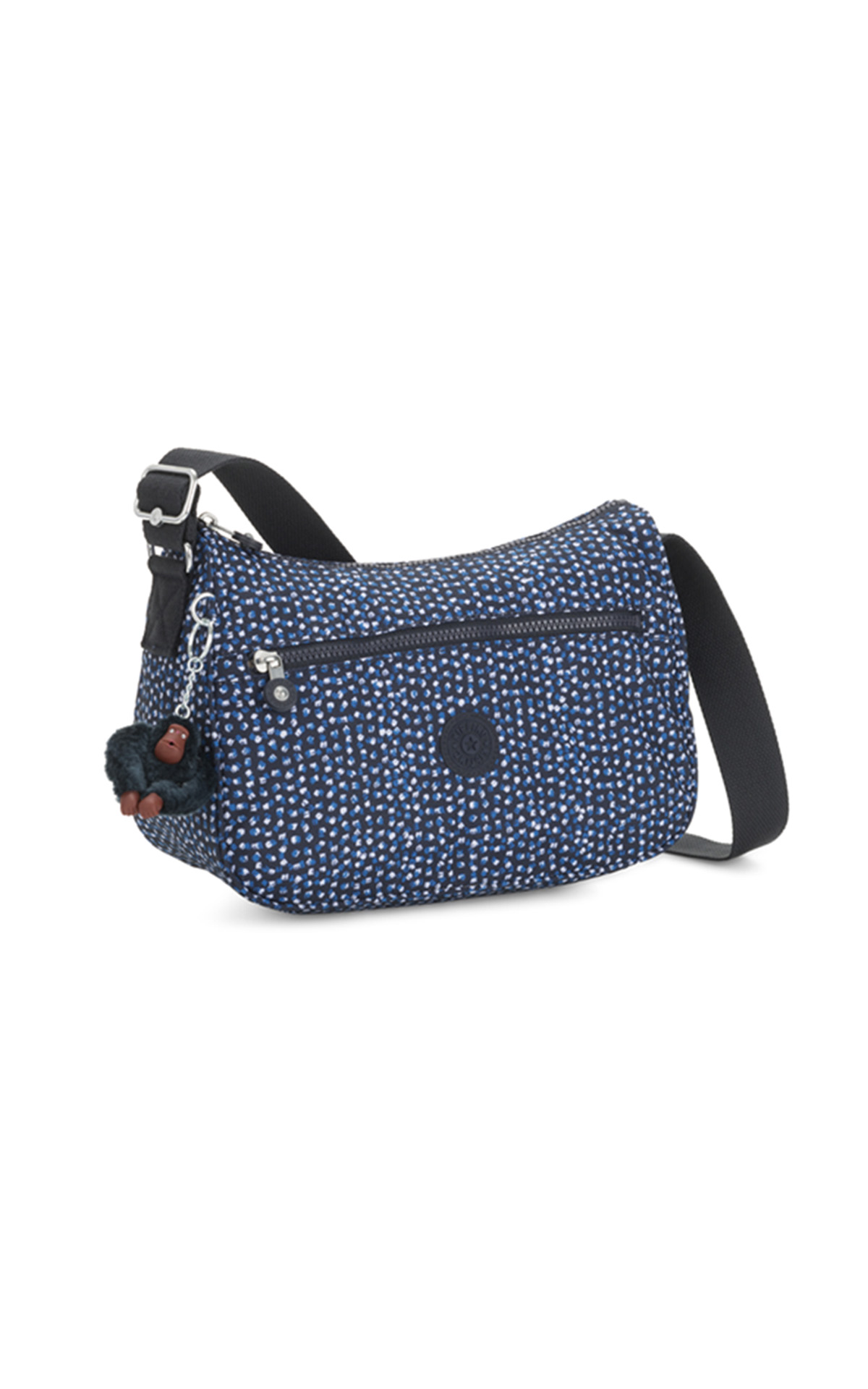 Blue printed bag Kipling