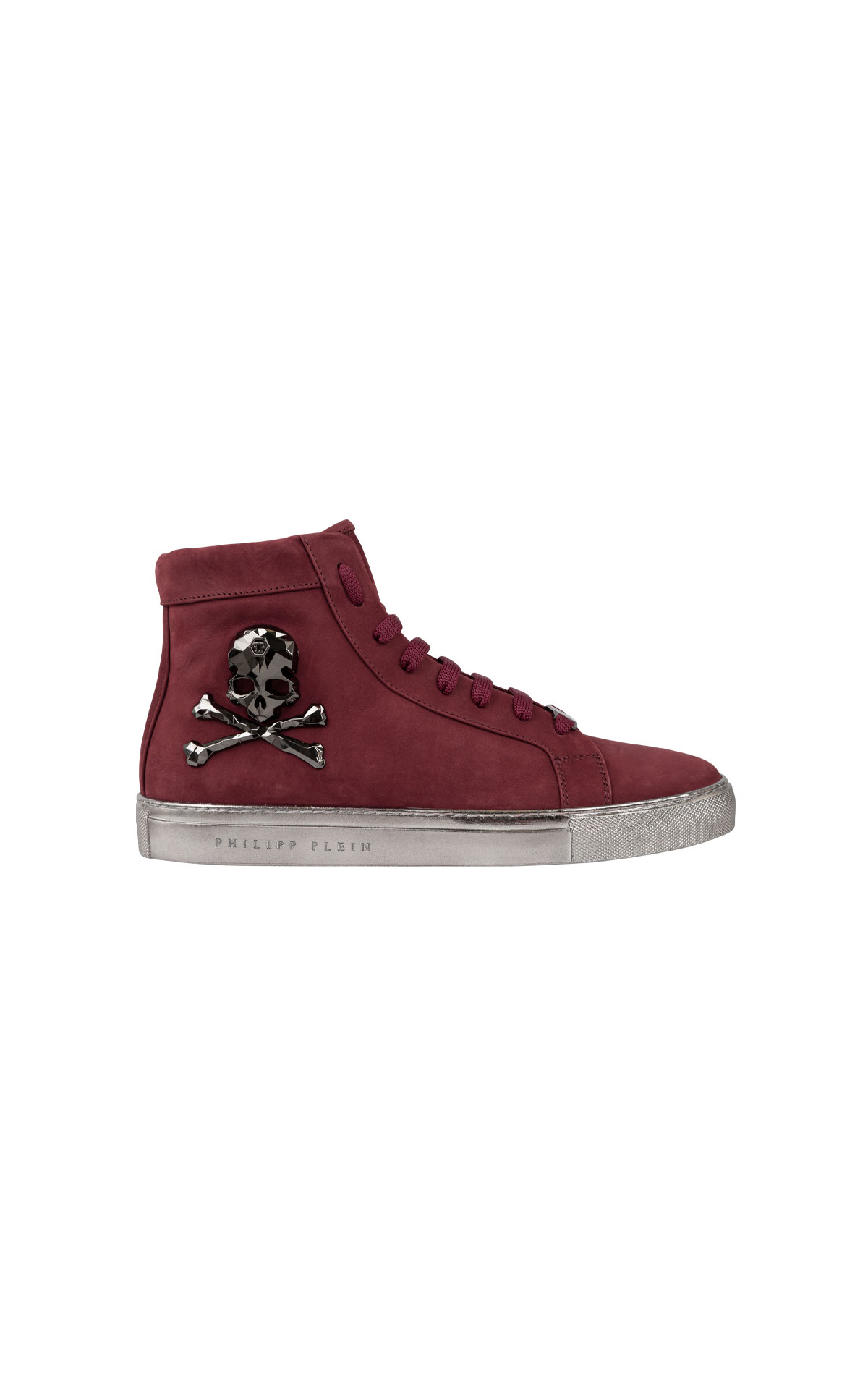 Philipp Plein Sneaker High Top red