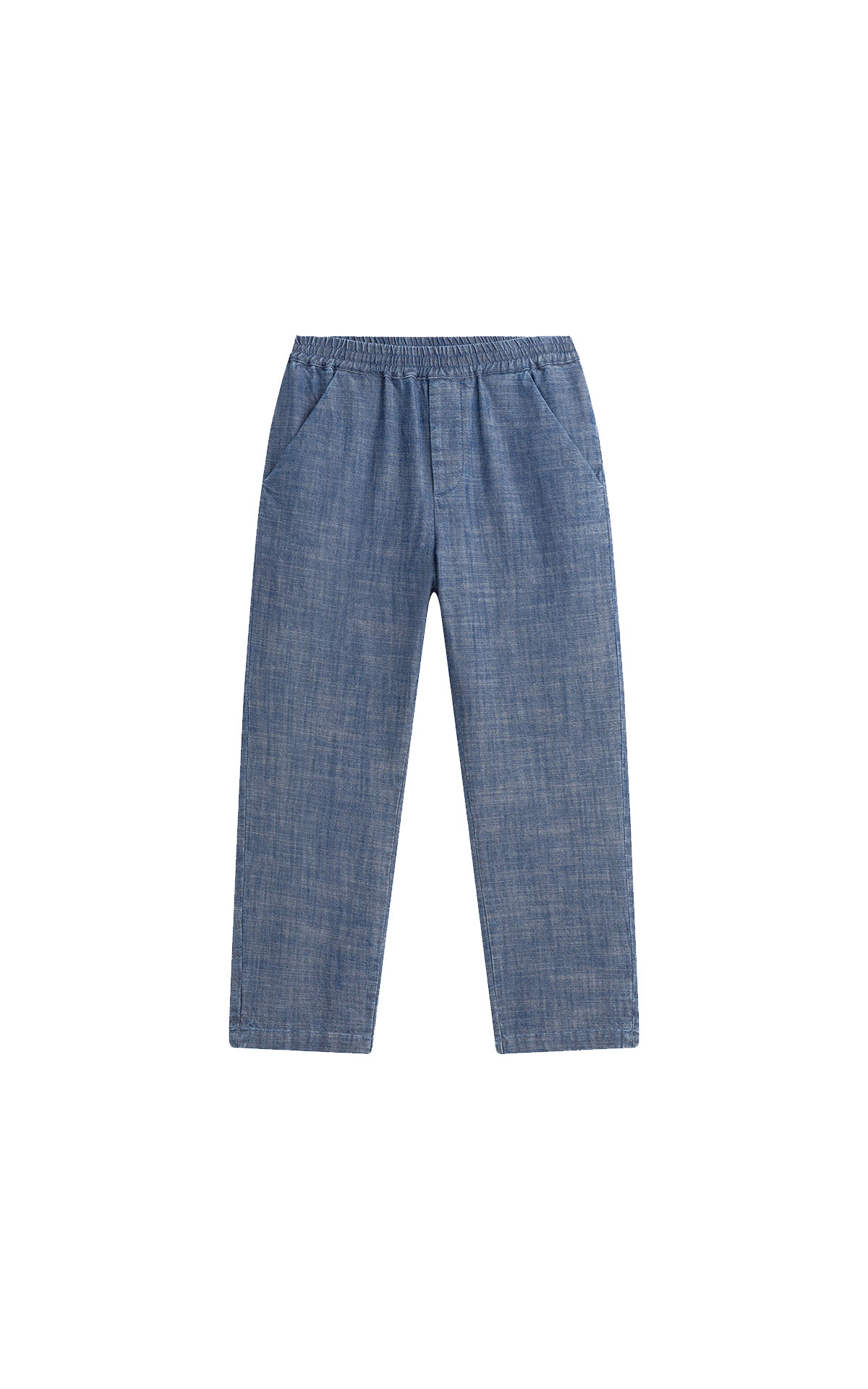Bonpoint Chambray trousers from Bicester Village