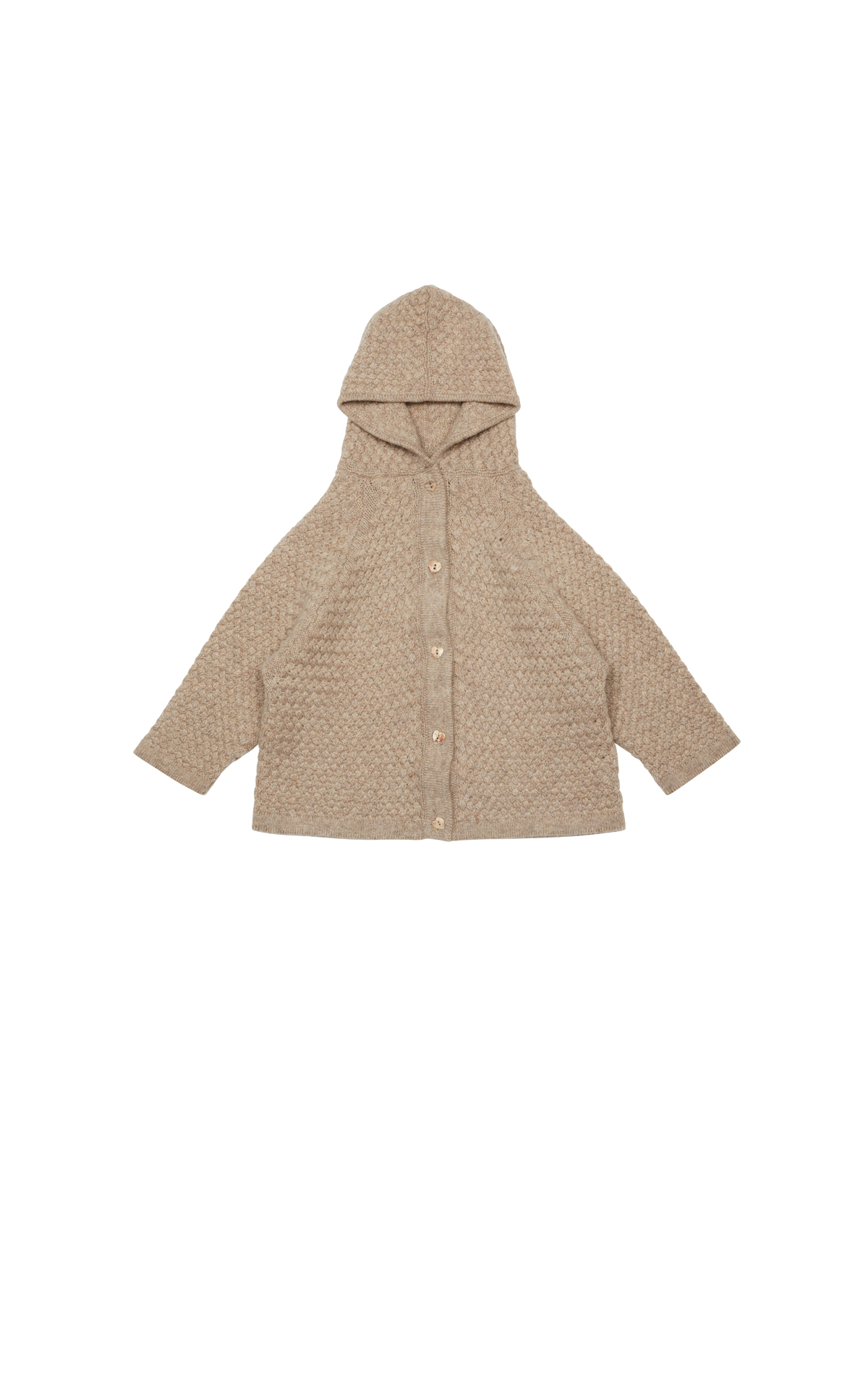 Bamford  Baby hooded sweater from Bicester Village