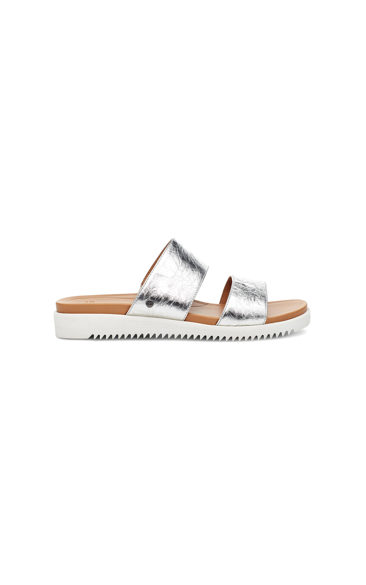 UGG Zyle Metallic Slide at The Bicester Village Shopping Collection