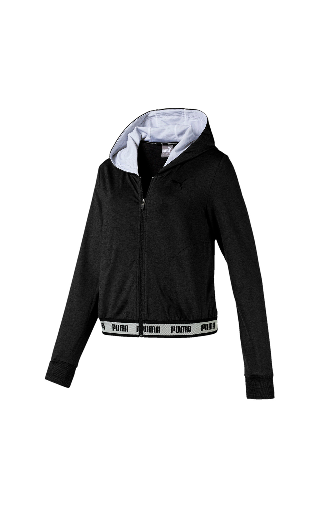 PUMA soft sports drapey zip hoody at The Bicester Village Shopping Collection